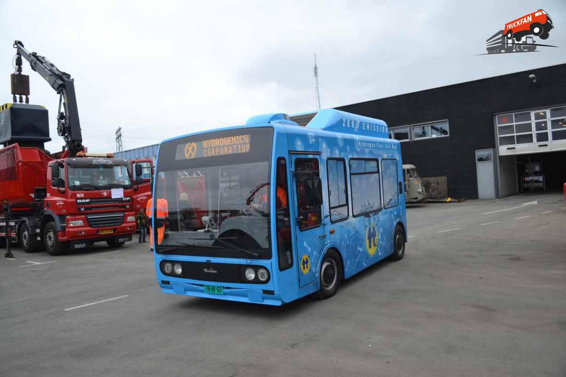 Tecnobus Fuel Cell bus