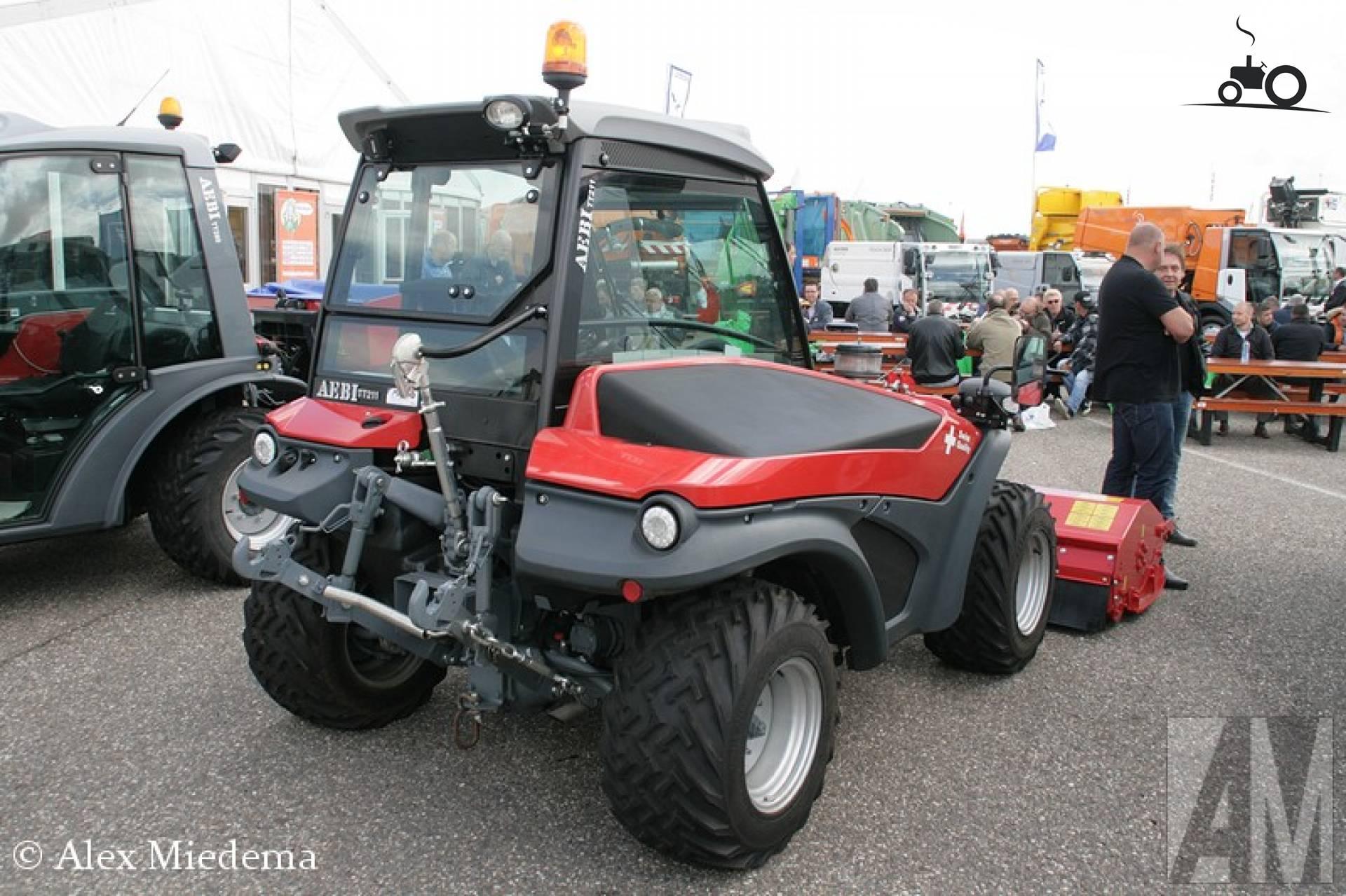 Aebi Terratrac TT 211