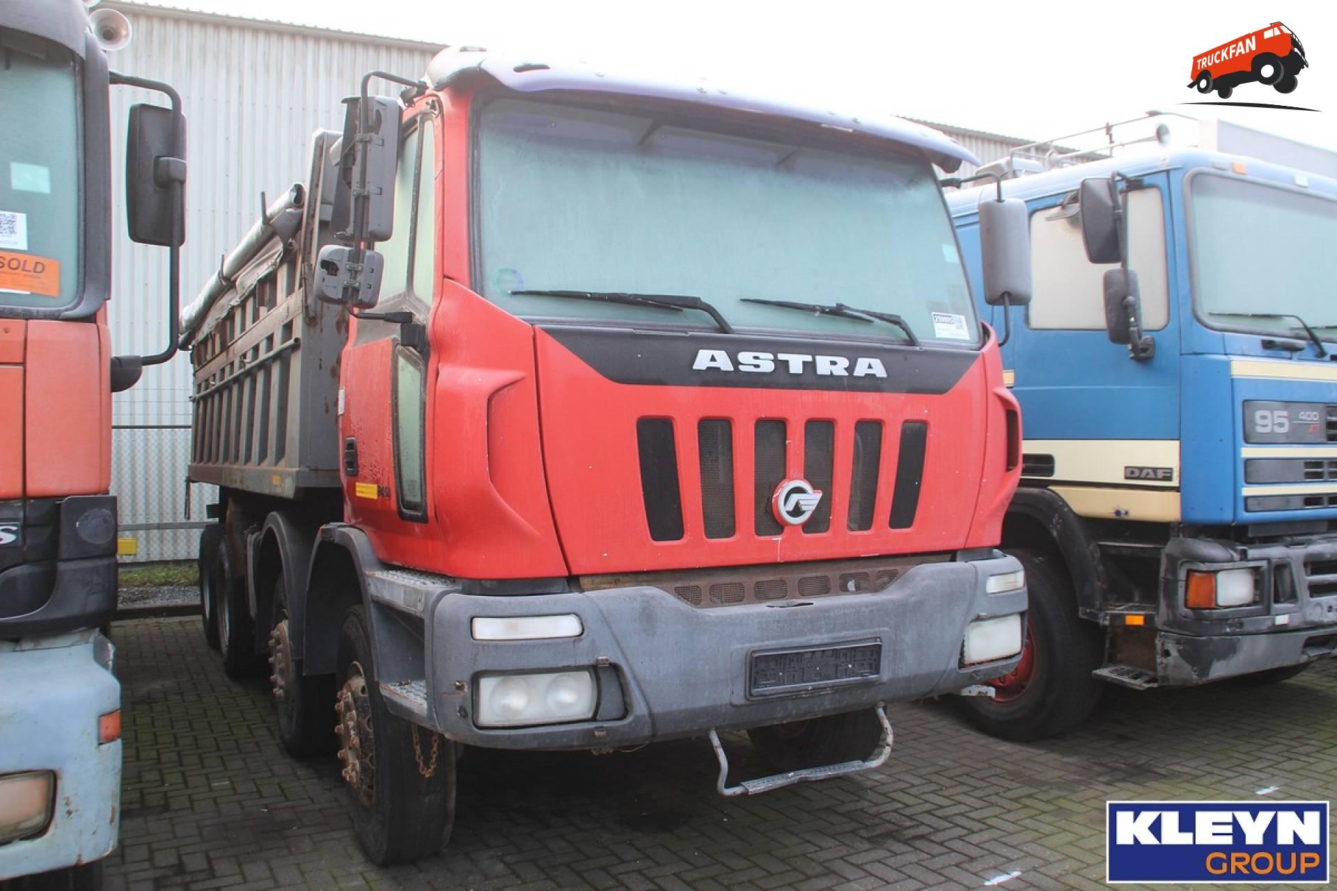 Astra HD8