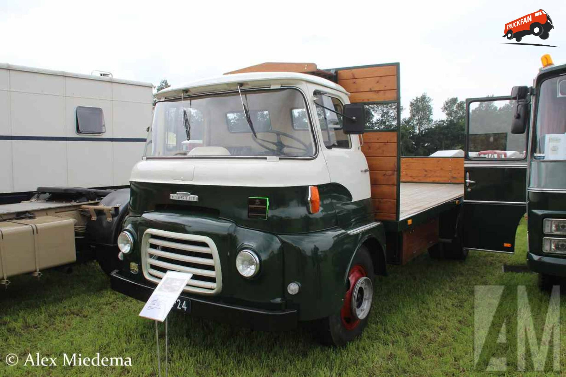 Austin FFK 140