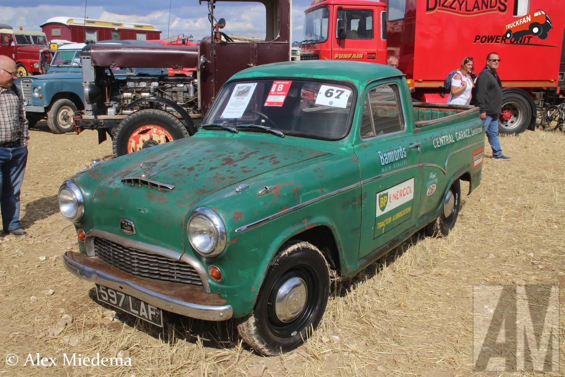 Austin A55
