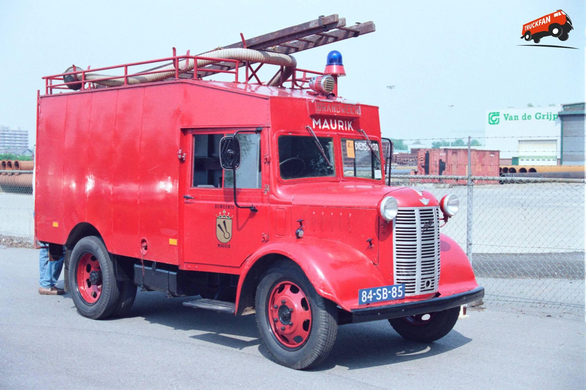 Austin bellewagen