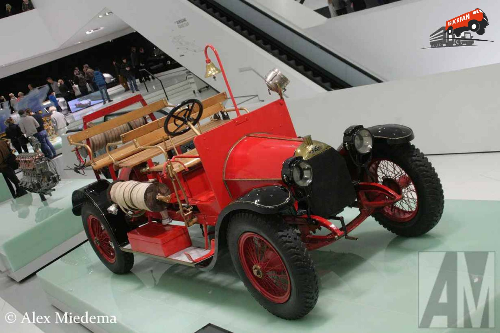 Austro-Daimler Motorspritze