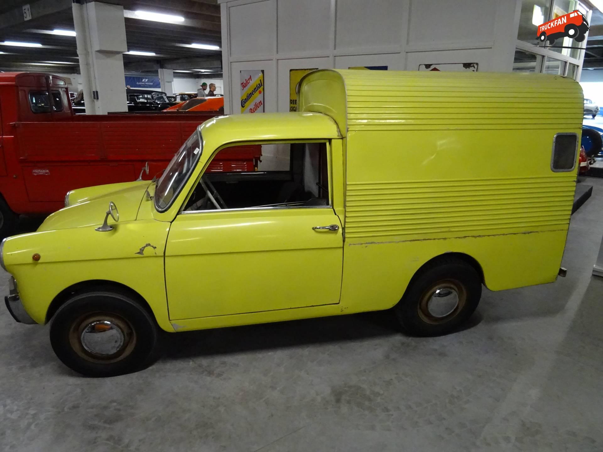 Autobianchi Bianchina Furgoncino