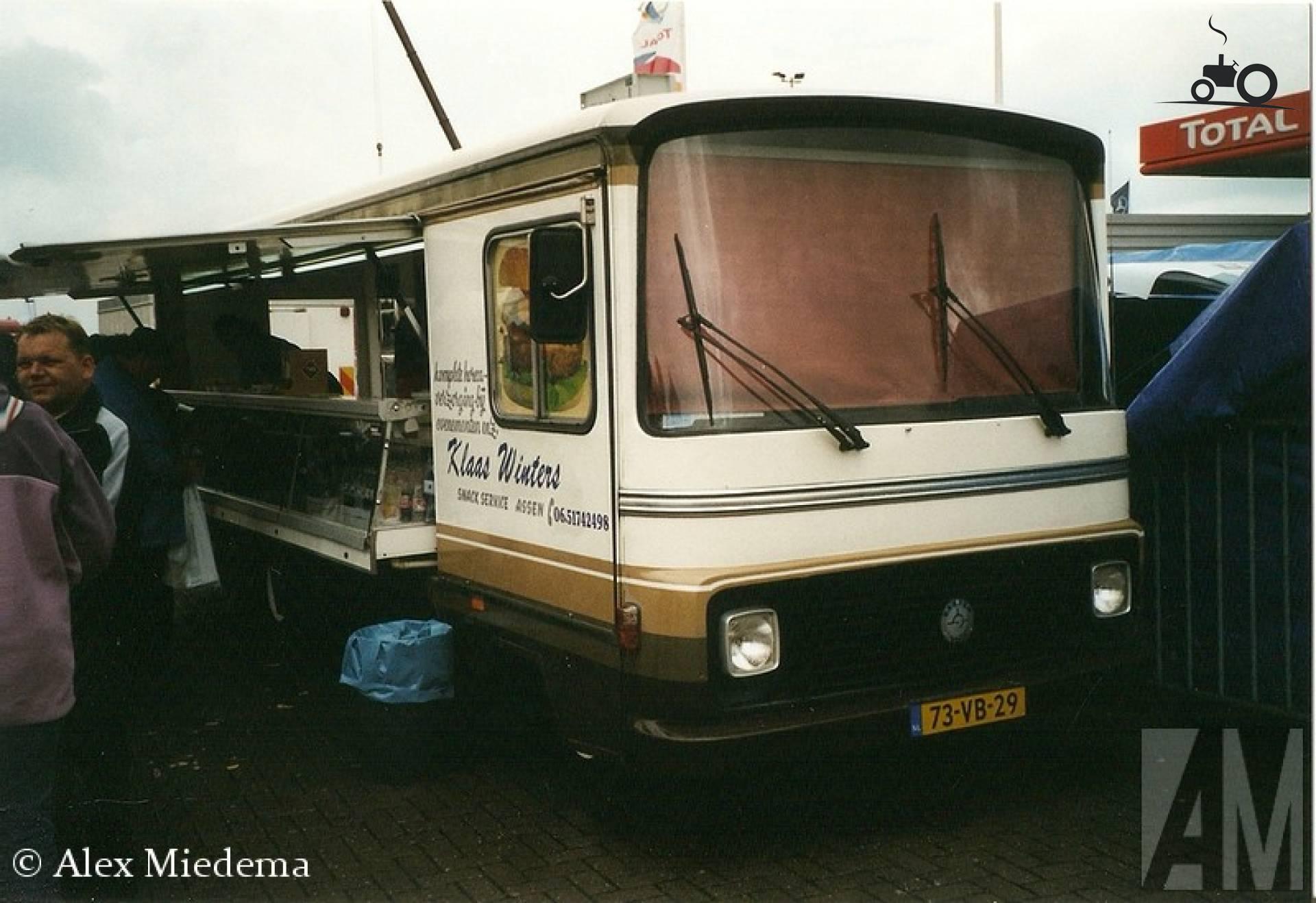 Baeten Marktwagen