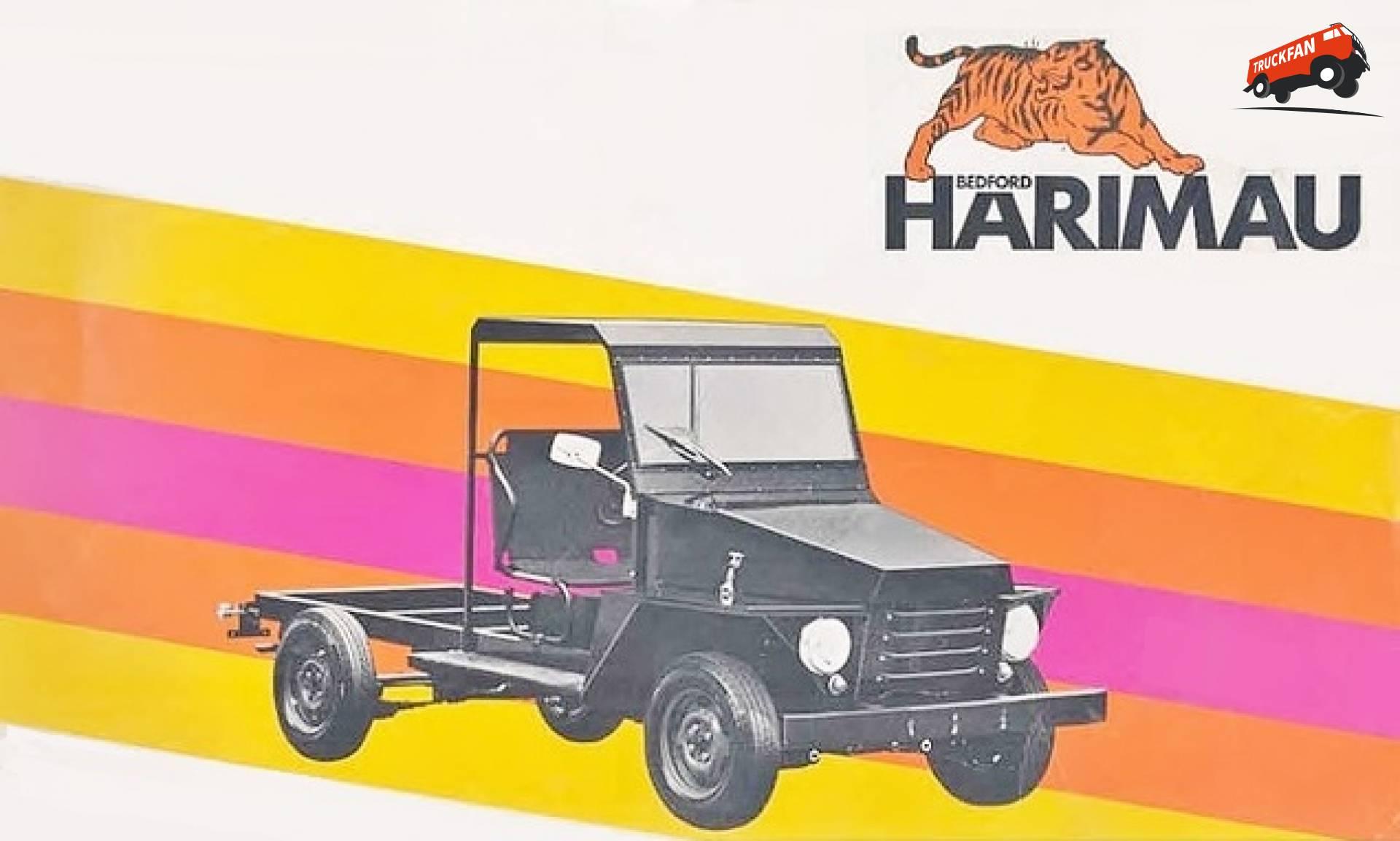 Bedford Harimau