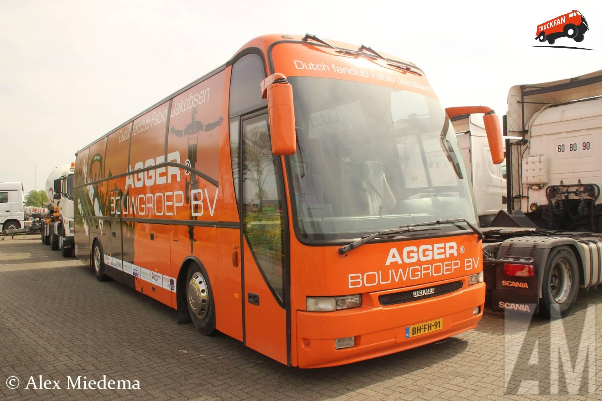 Berkhof touringcar
