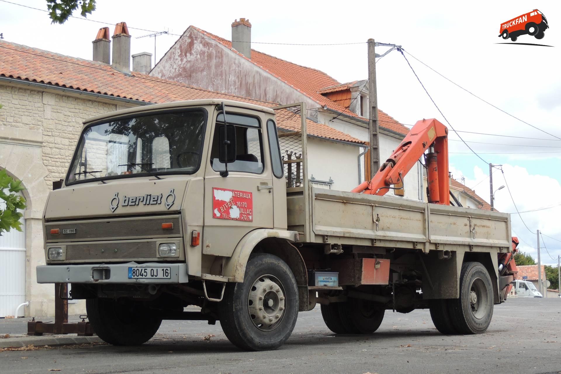Berliet gc 190