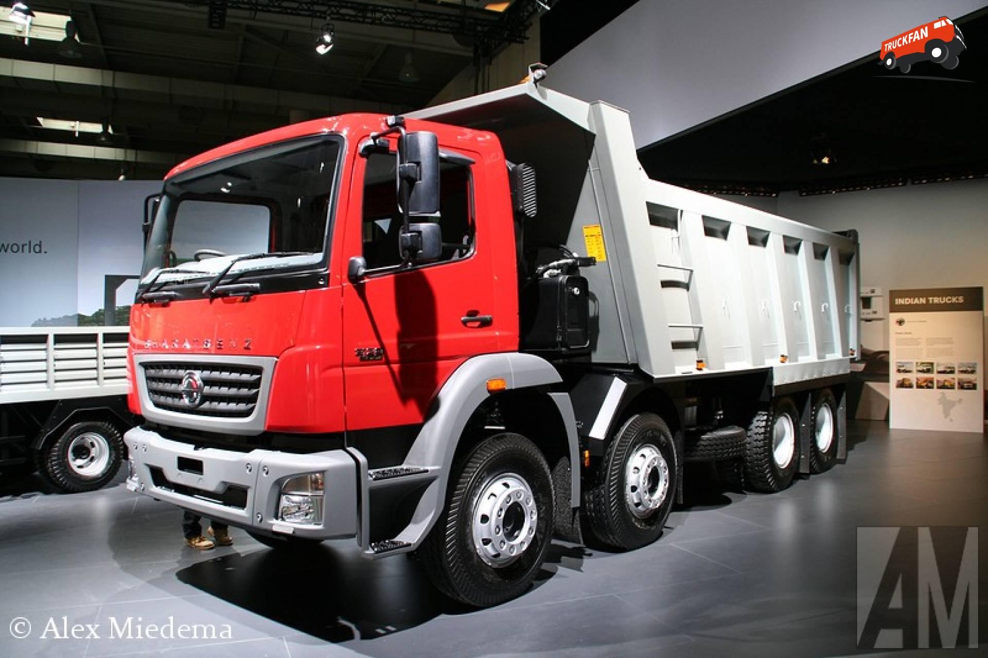 Bharat-Benz 3128