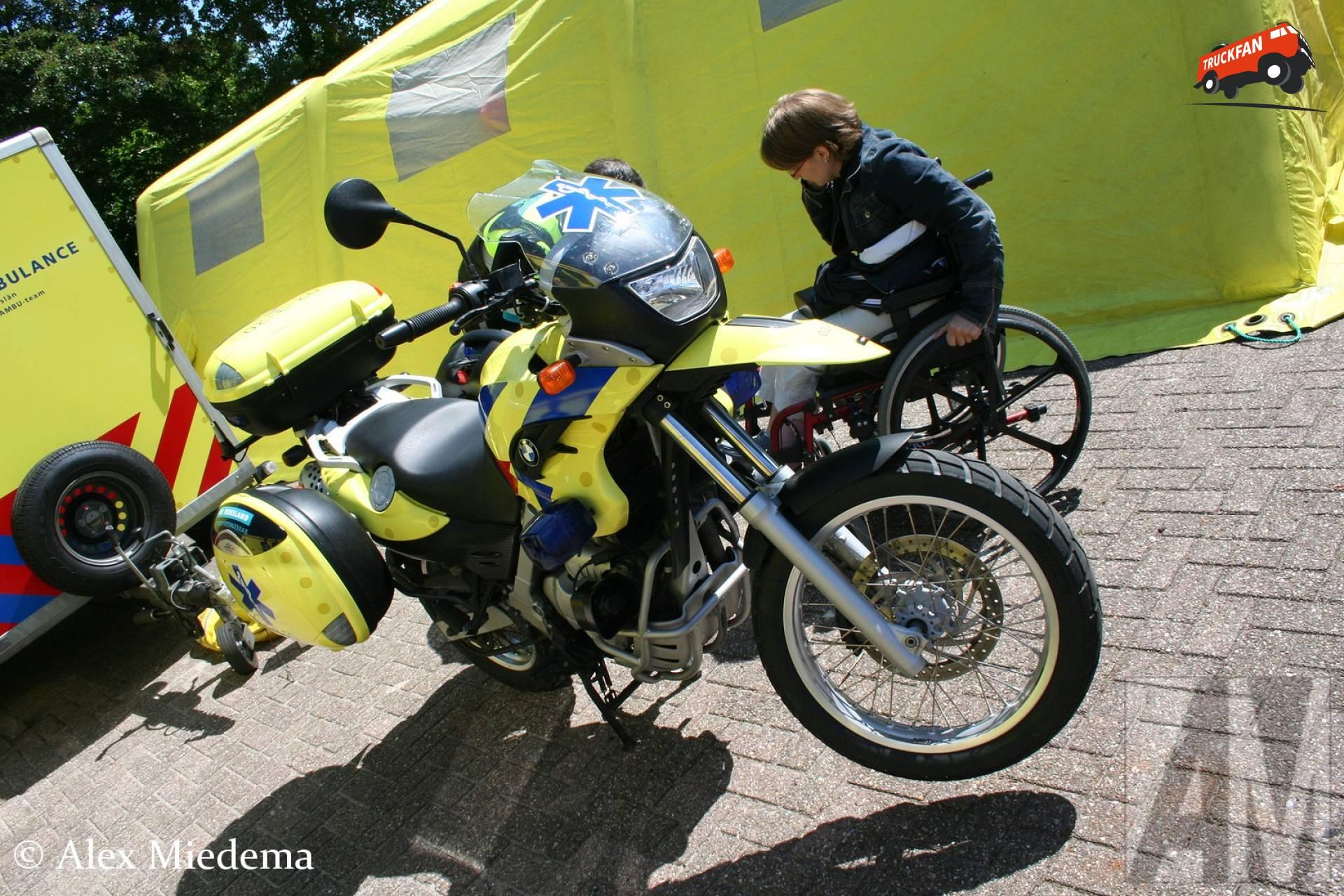 BMW motorfiets