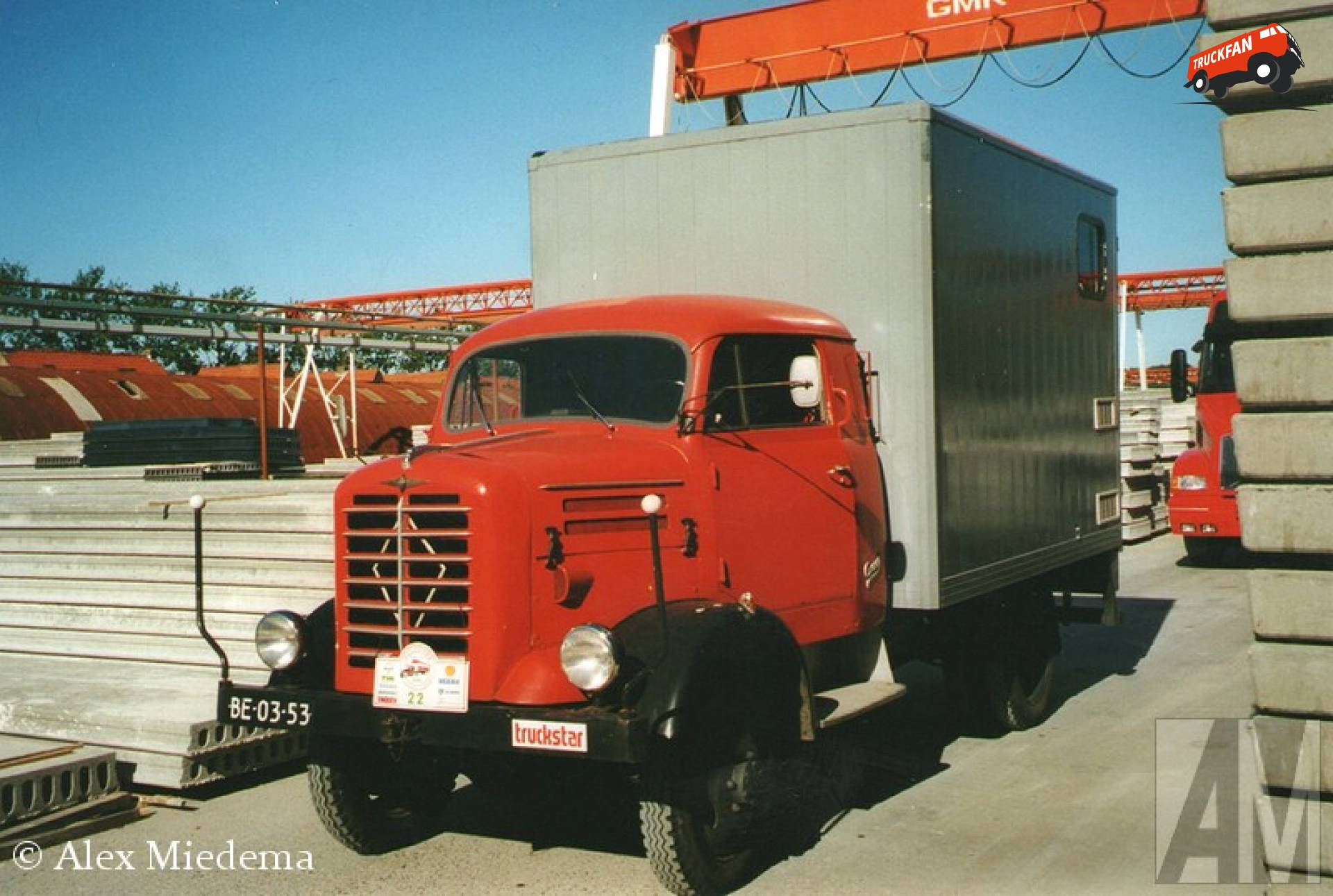 Borgward B522