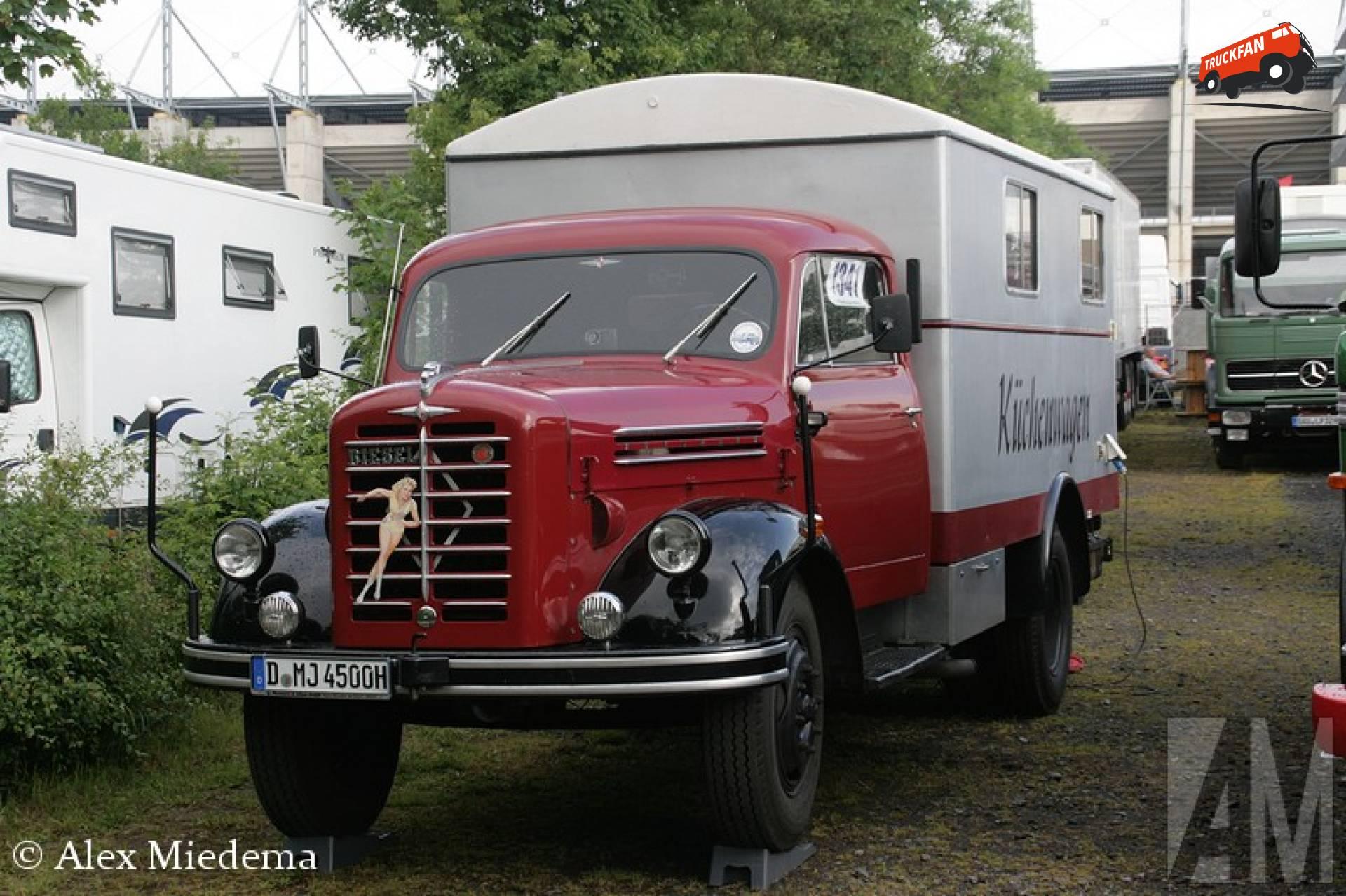 Borgward B4500