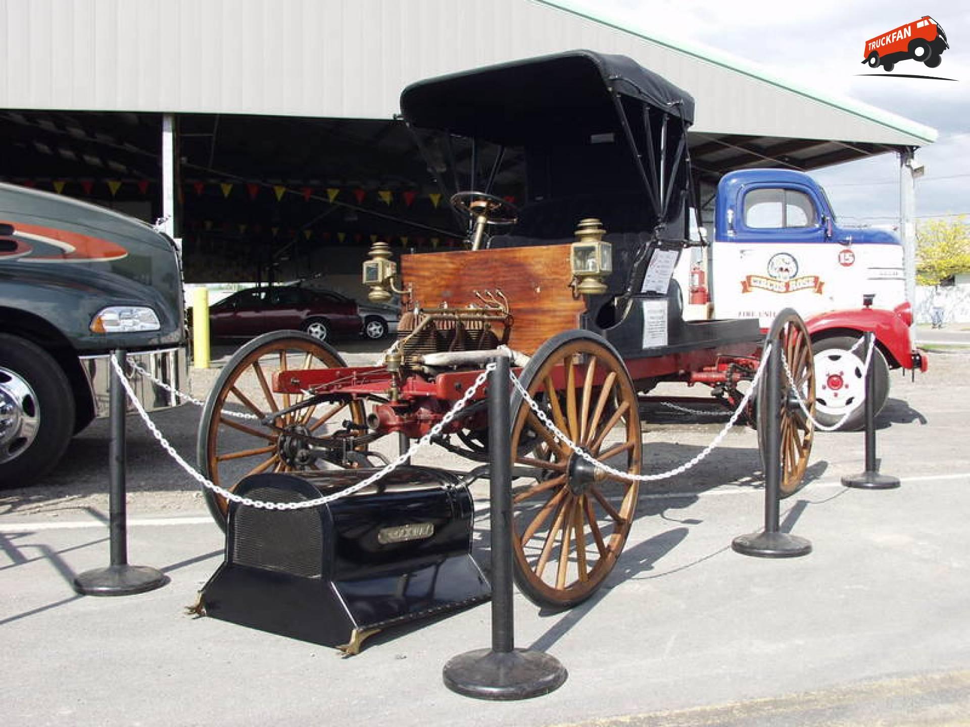 Brockway motor wagon