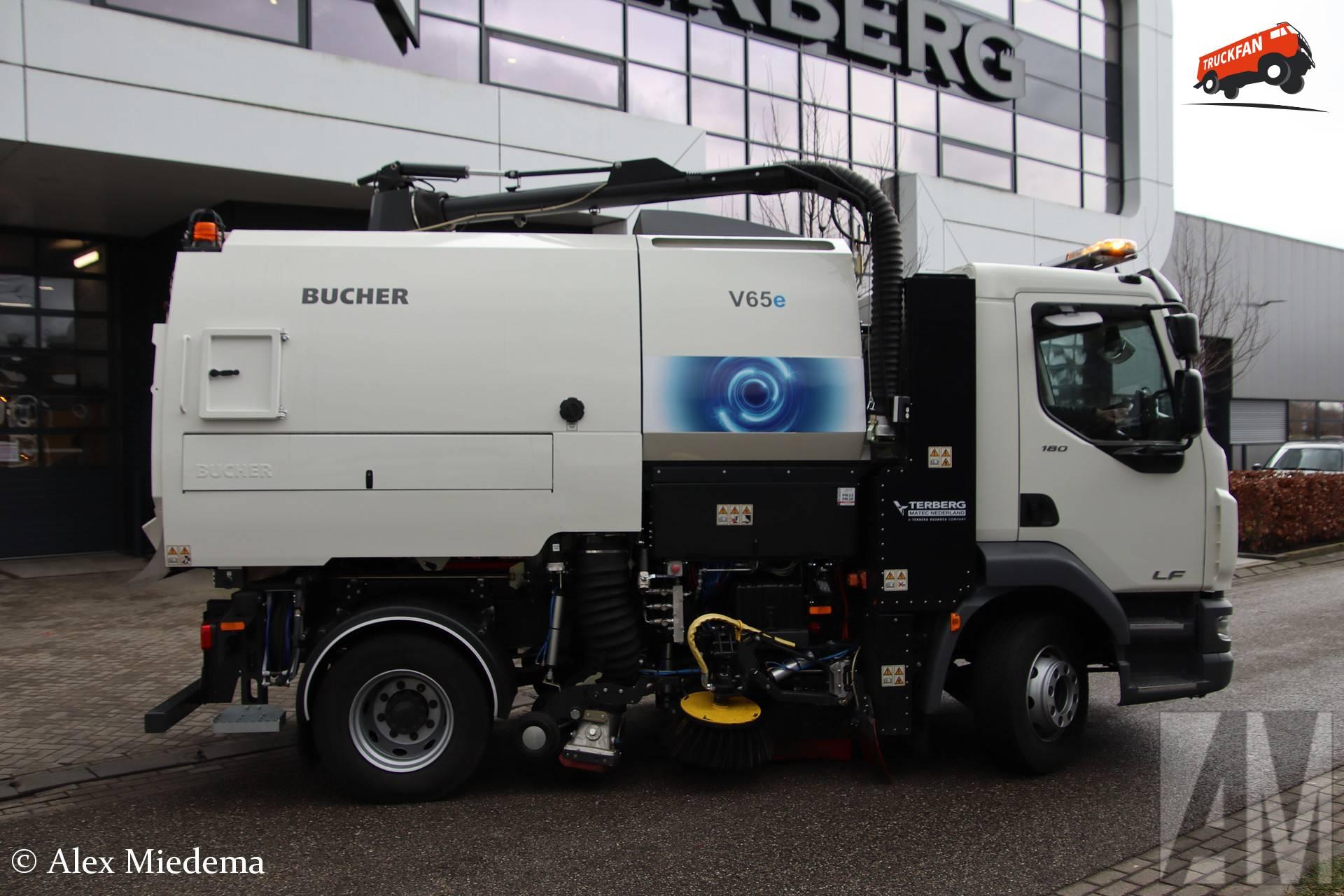 Bucher V65e
