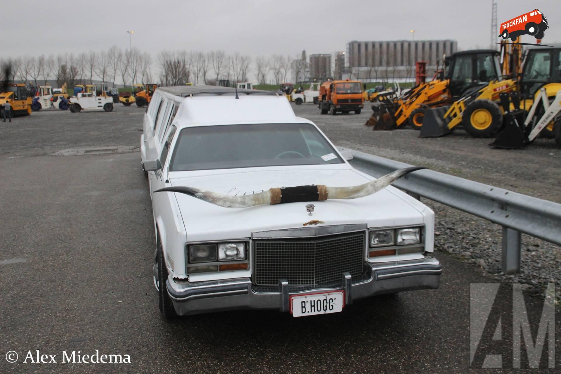 Cadillac onbekend/overig
