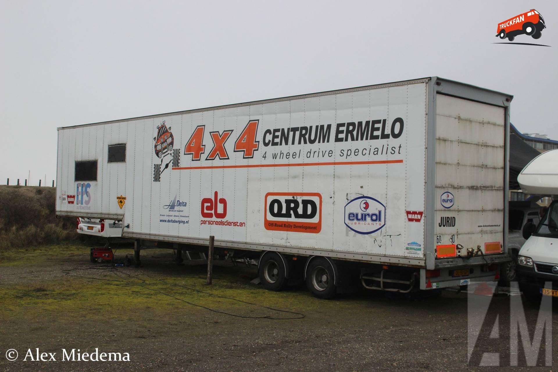 Cargo Van oplegger