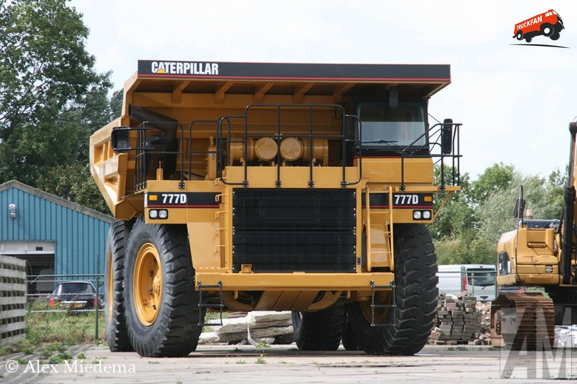 Caterpillar 777D