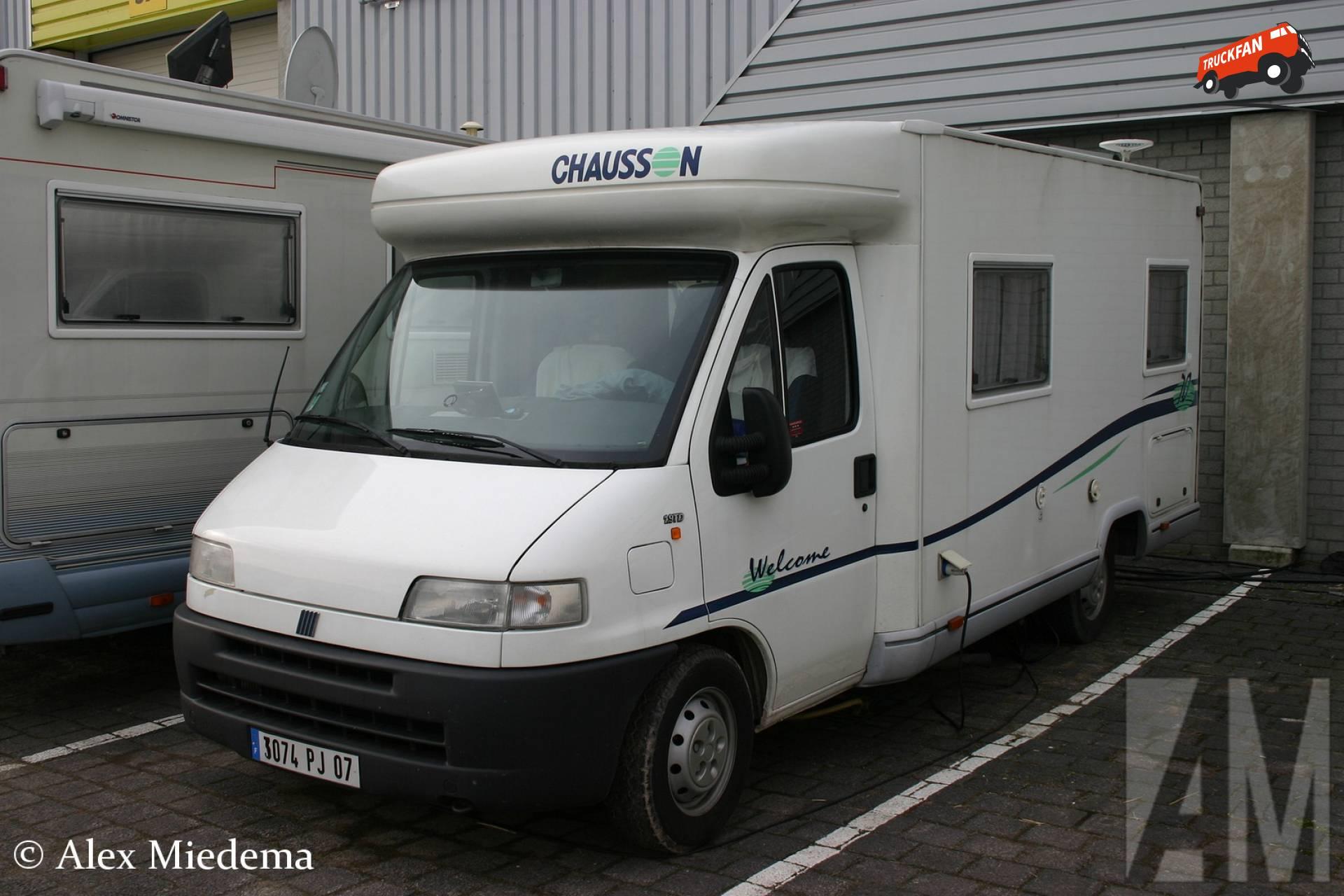 Chausson camper