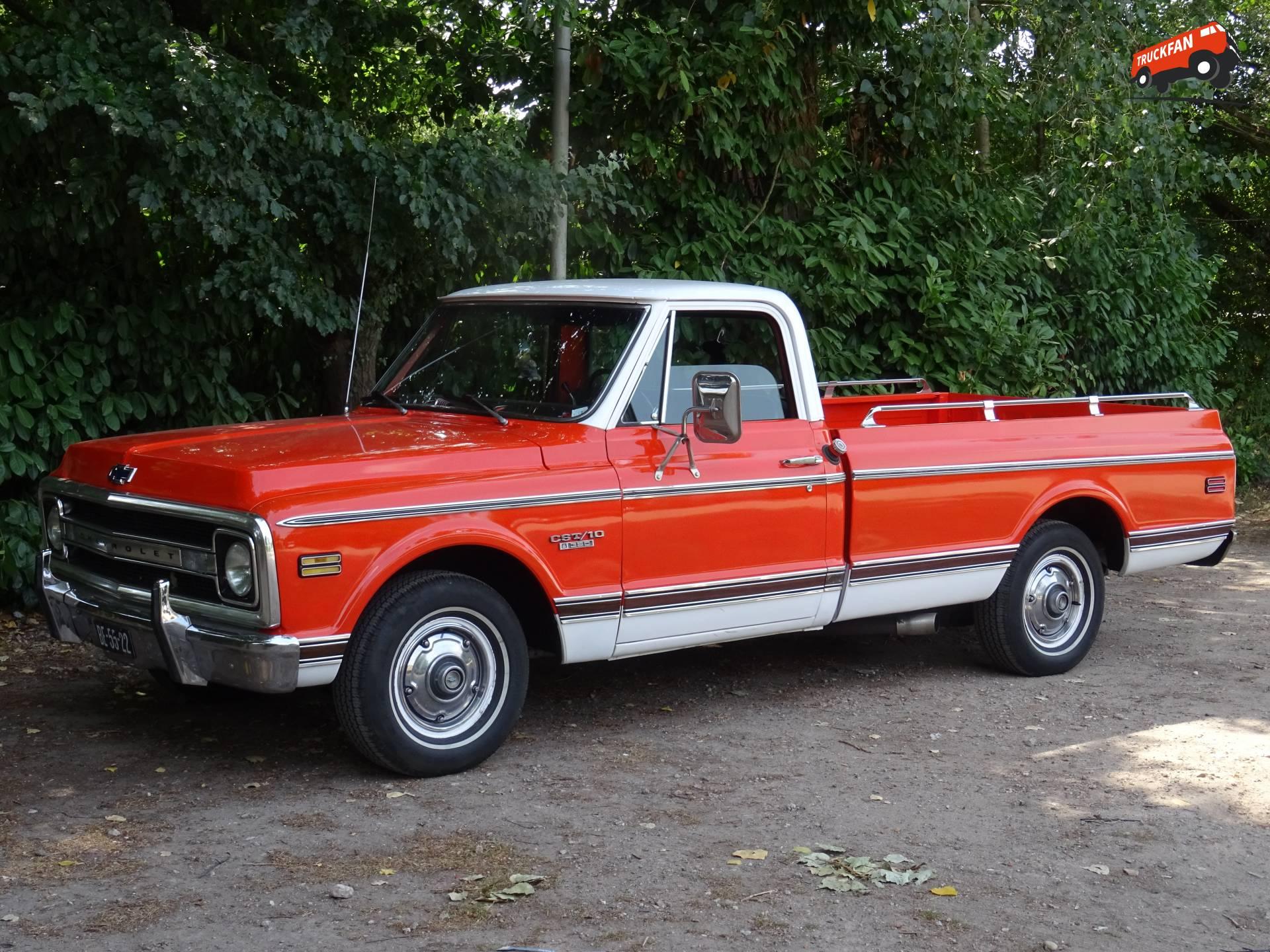 Chevrolet onbekend/overig
