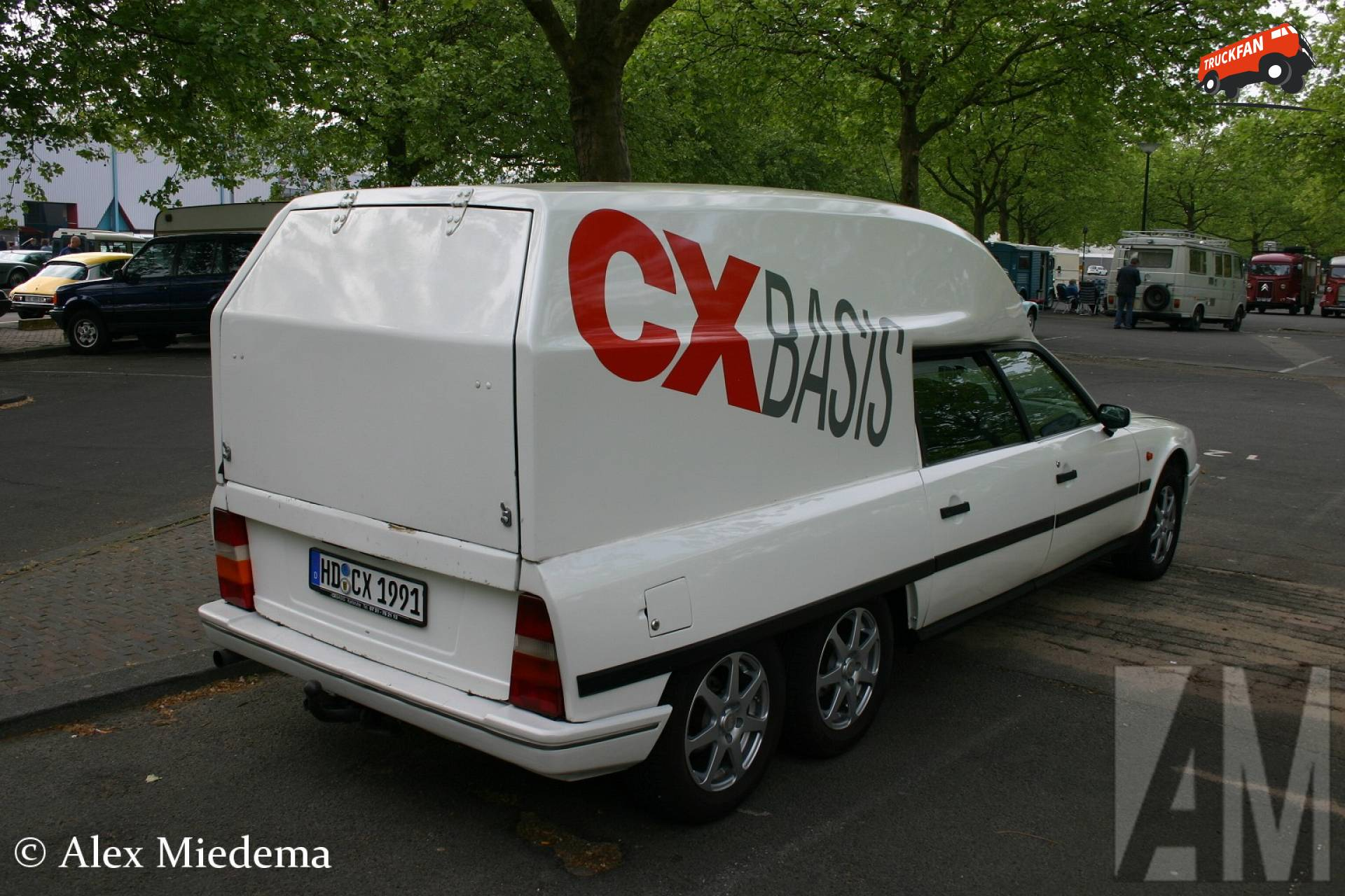 Citroën CX