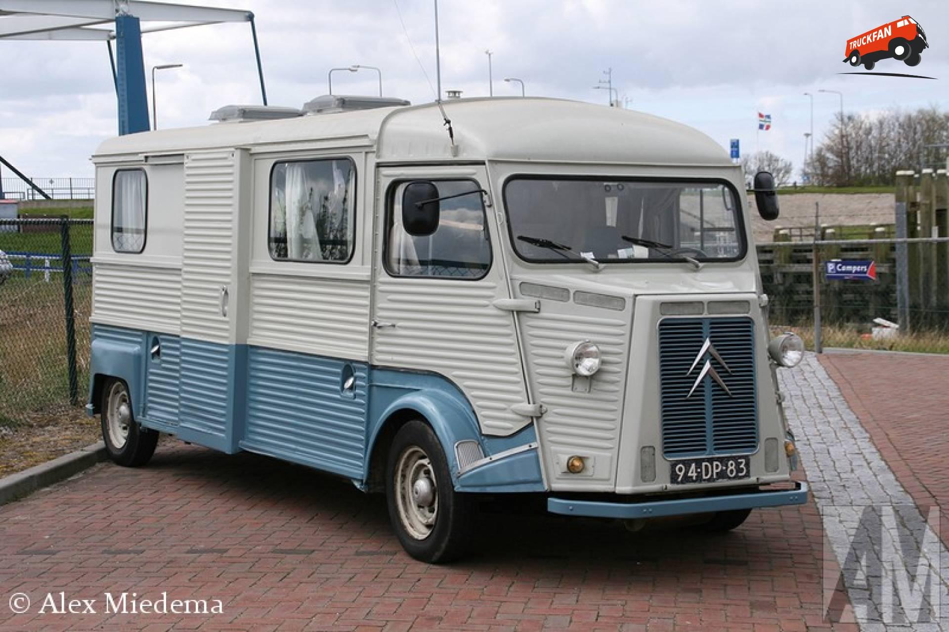 Citroen Hy Camper Van 1958 Picture 6 Of Diy Truck Pinterest Vans And Cars