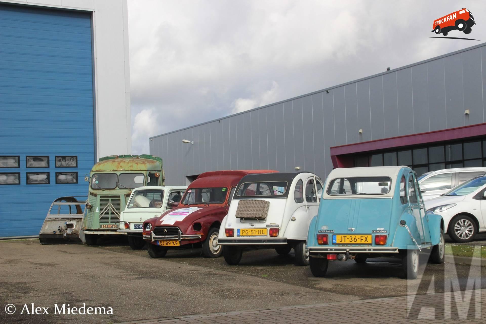 Citroën meerdere