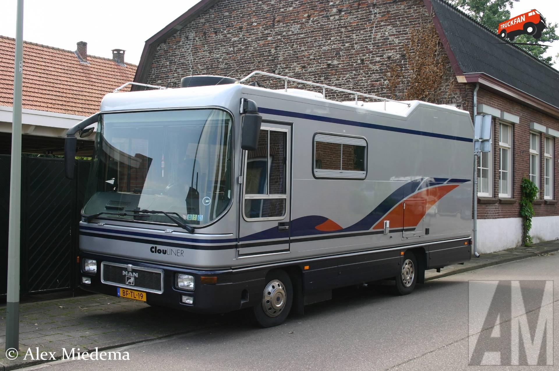 Clou Liner camper