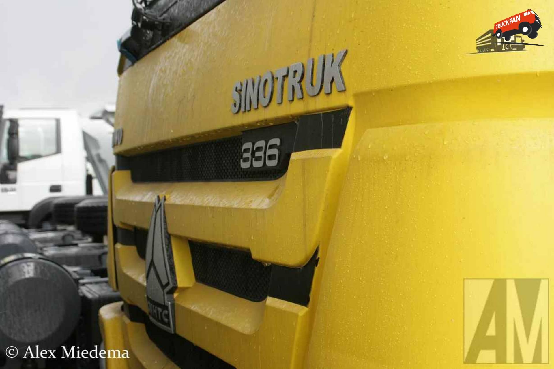 CNHTC Sinotruk Howo 336