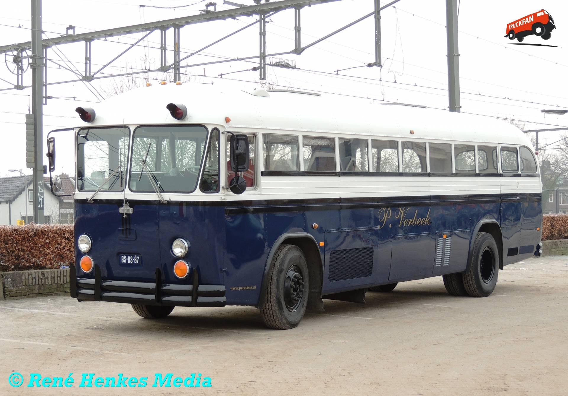 Crown Coach bus