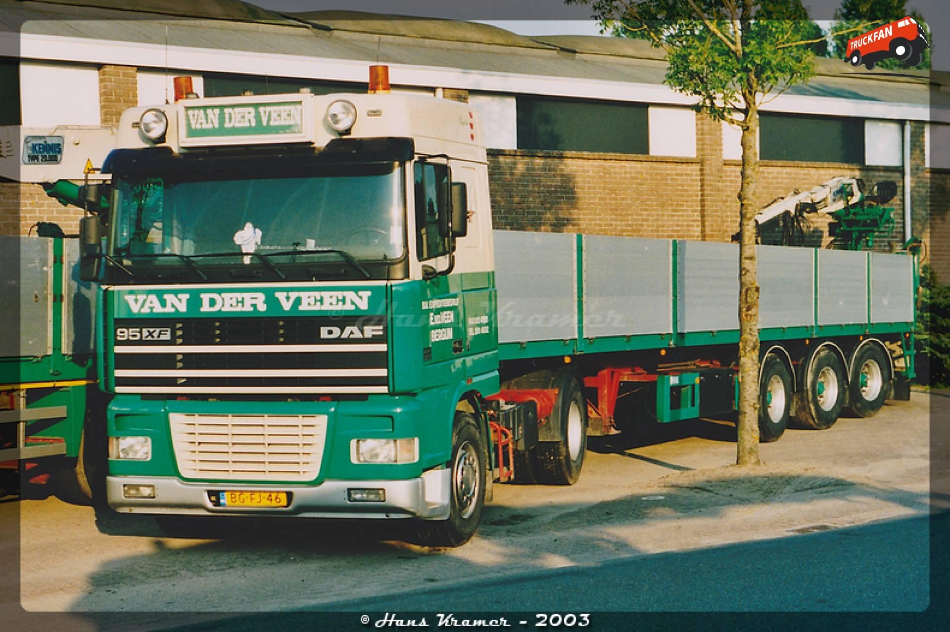 DAF 95XF
