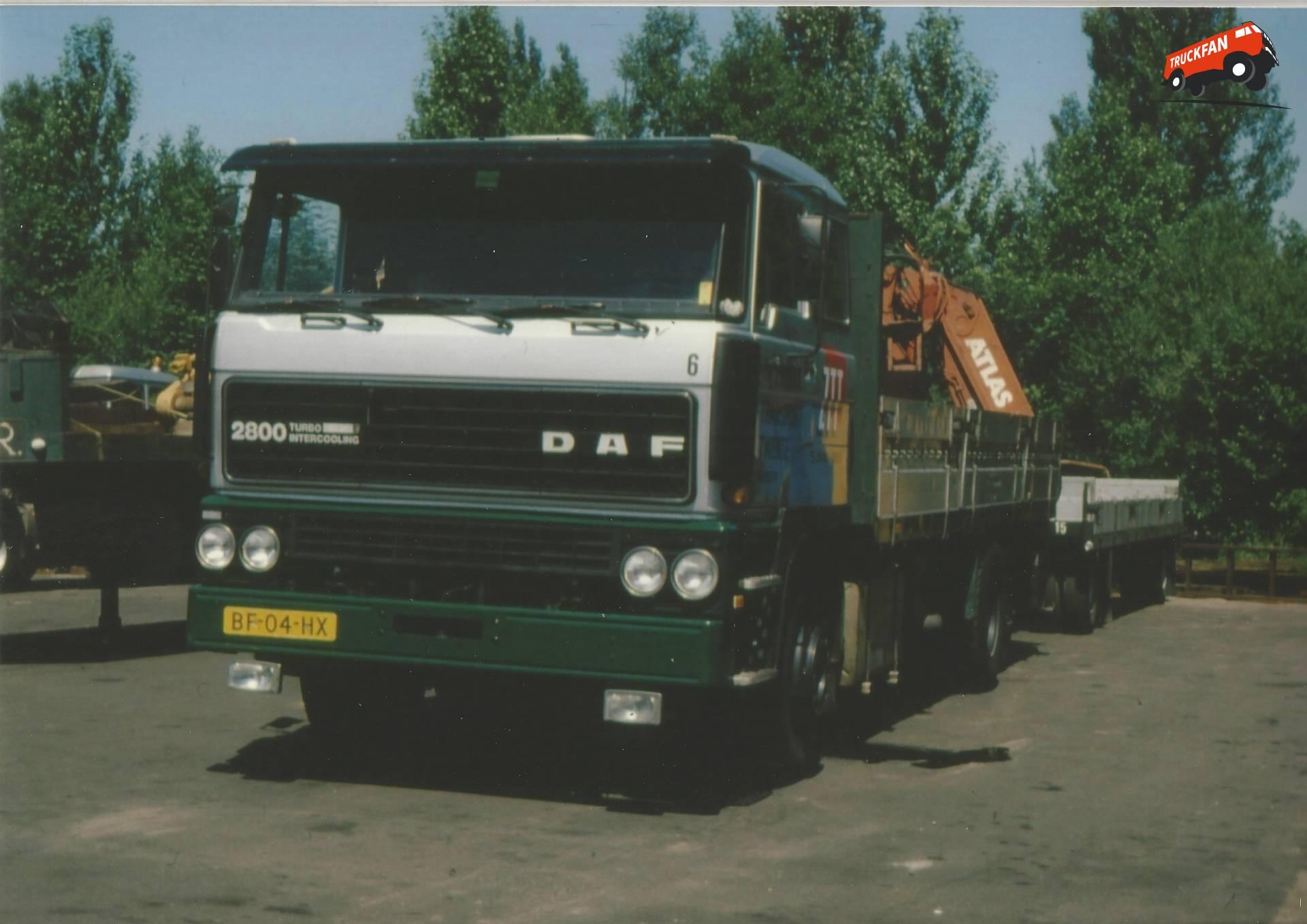 DAF 2800