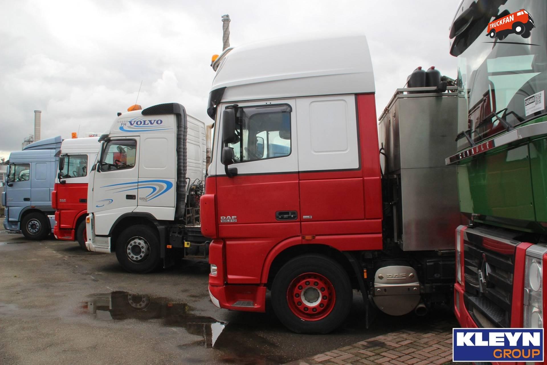DAF XF105