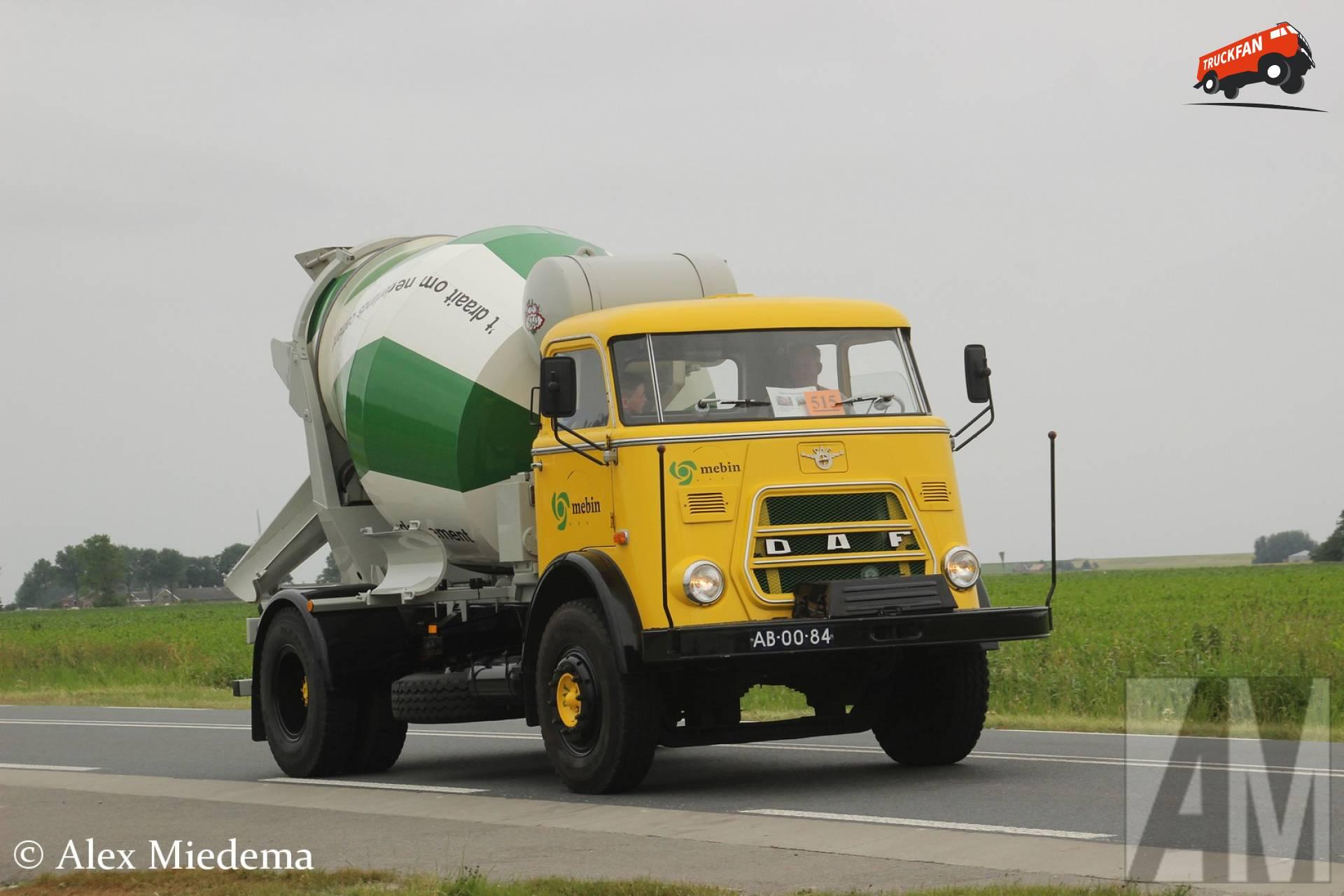 DAF A1900