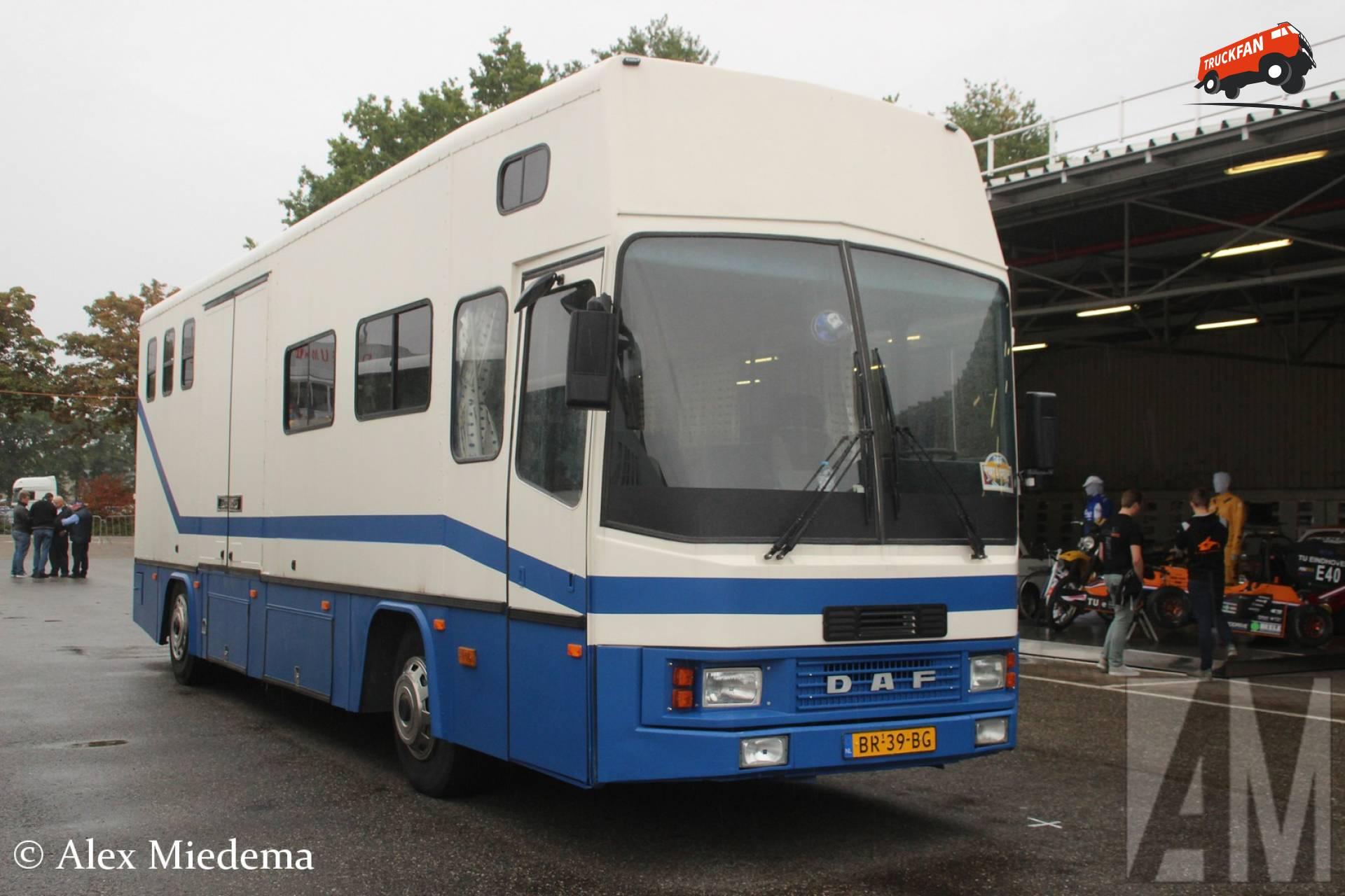 DAF MB200