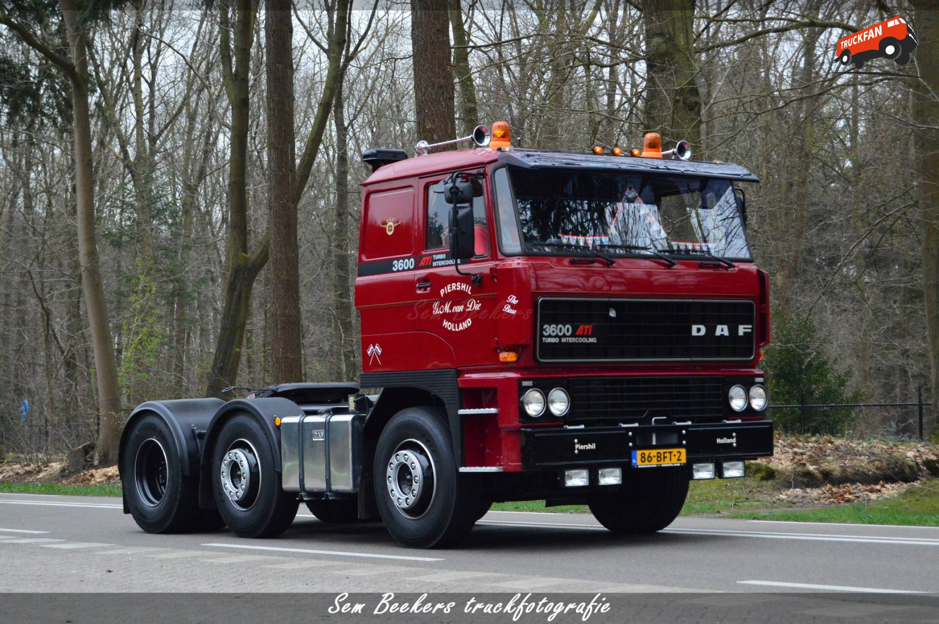 DAF 3600