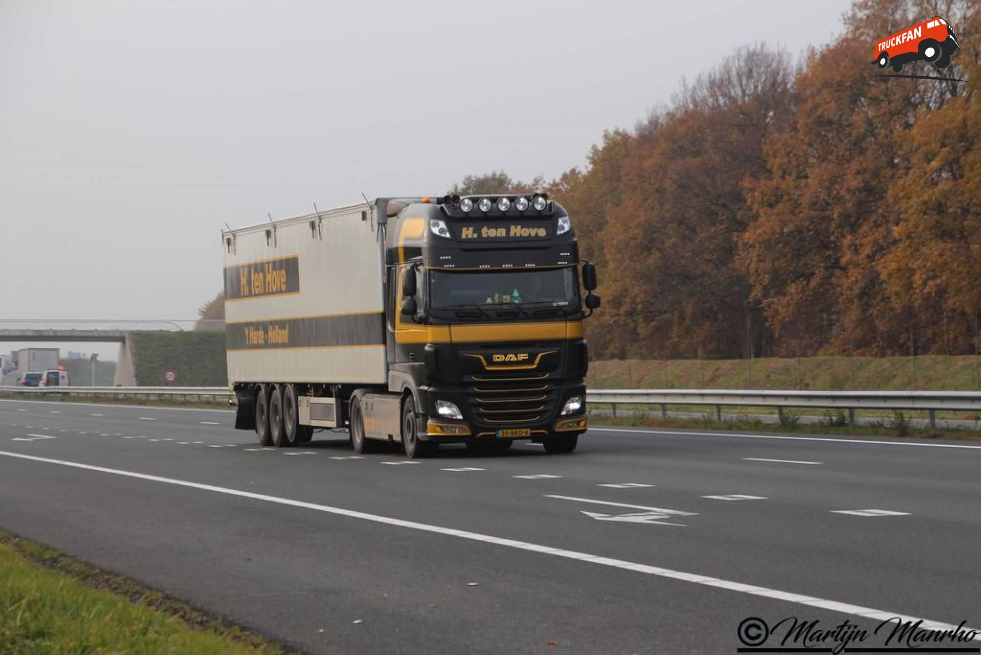DAF XF Euro 6