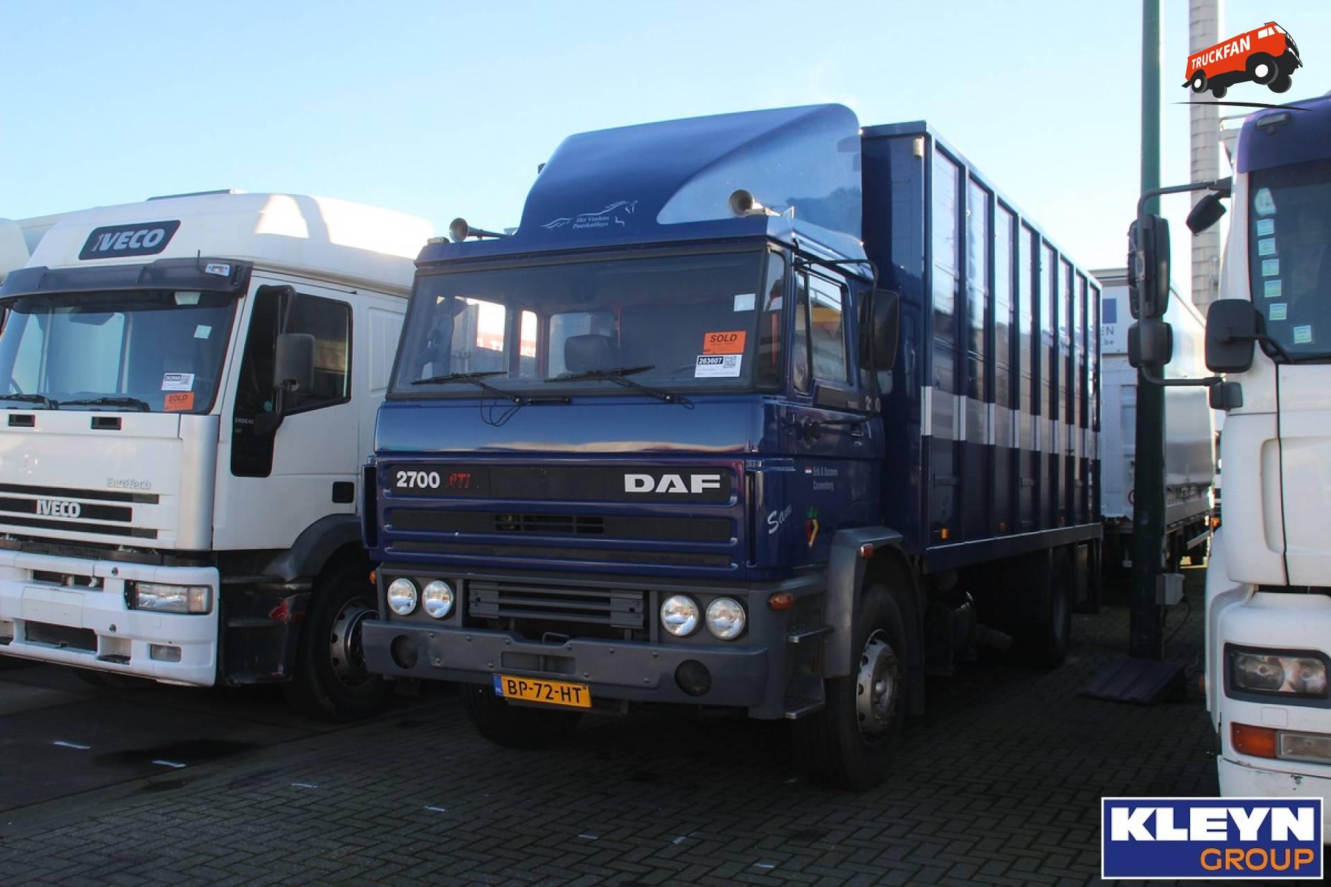 DAF 2700