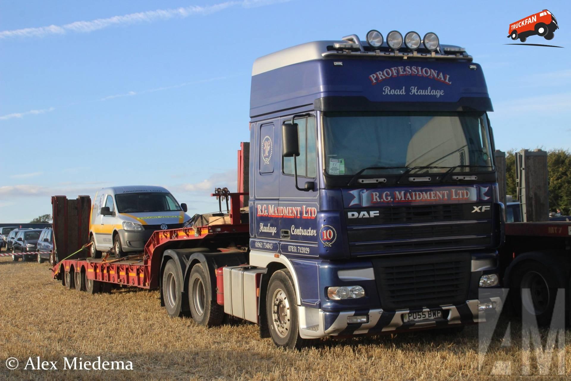 DAF XF95