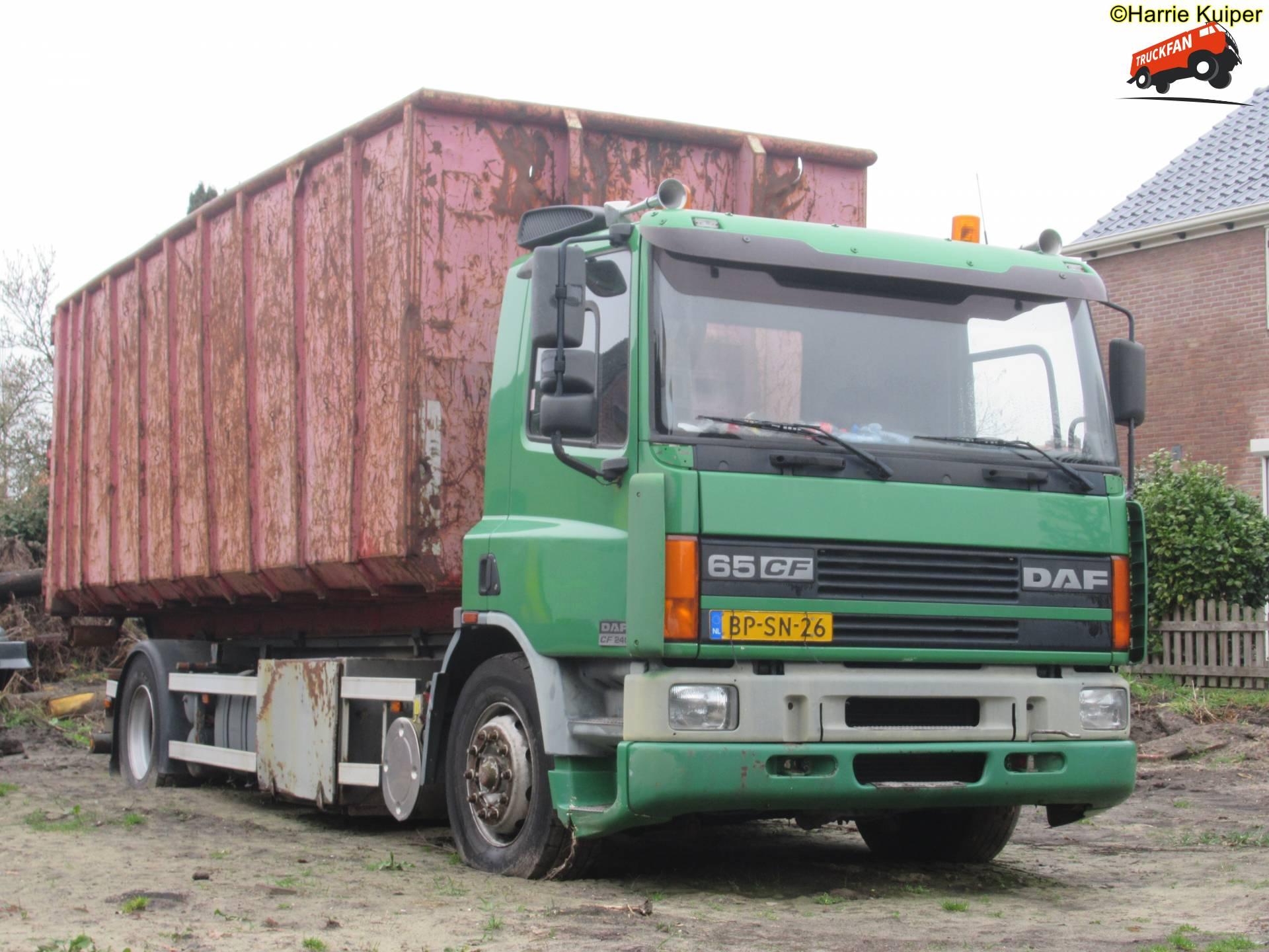 DAF 65CF