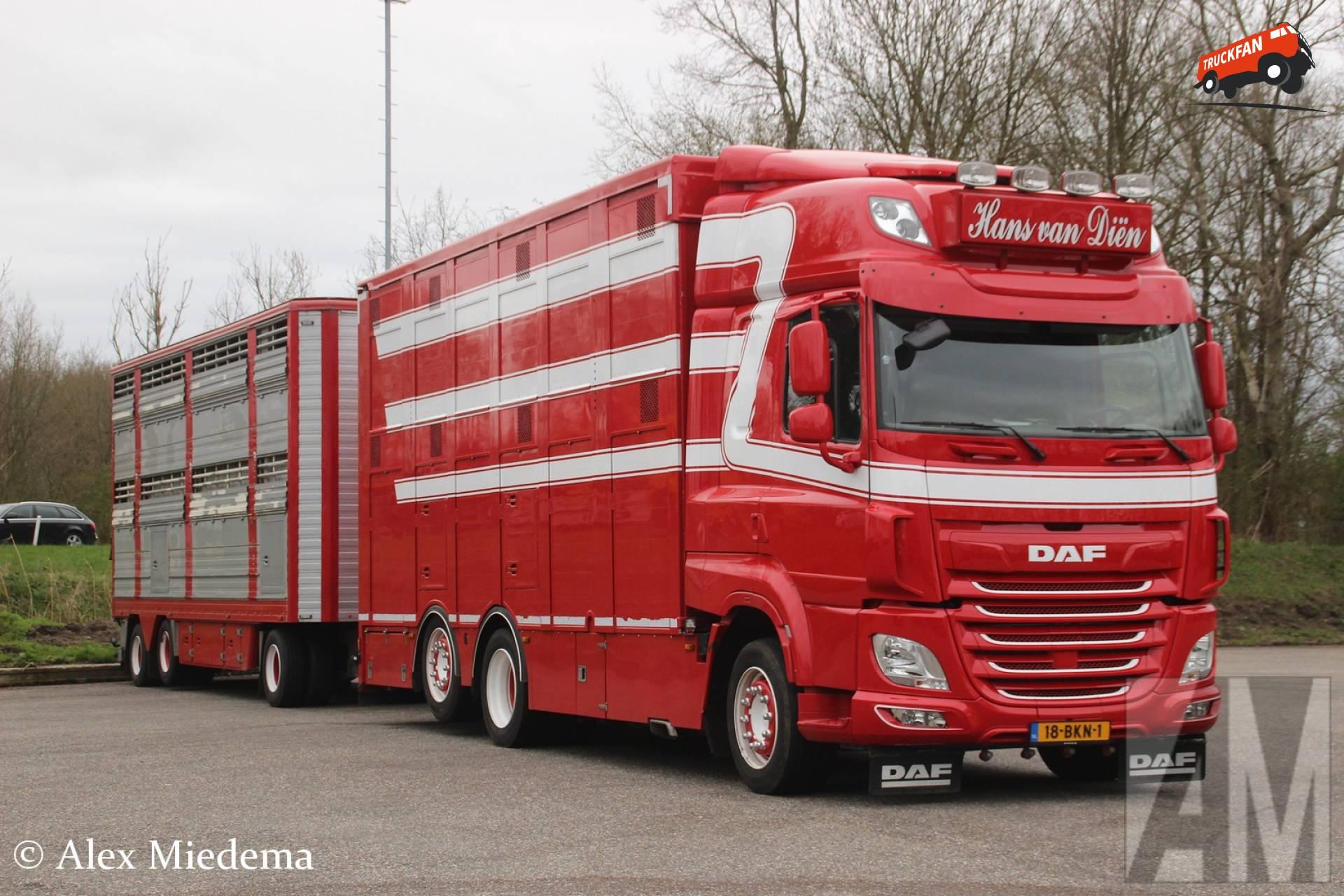 DAF CF Euro 6