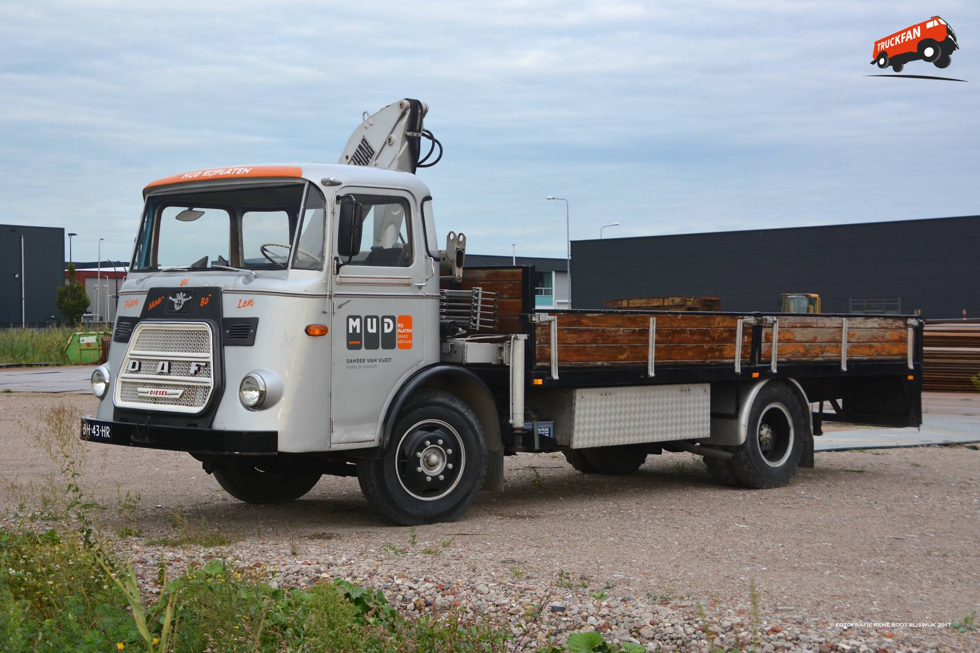 DAF G1600