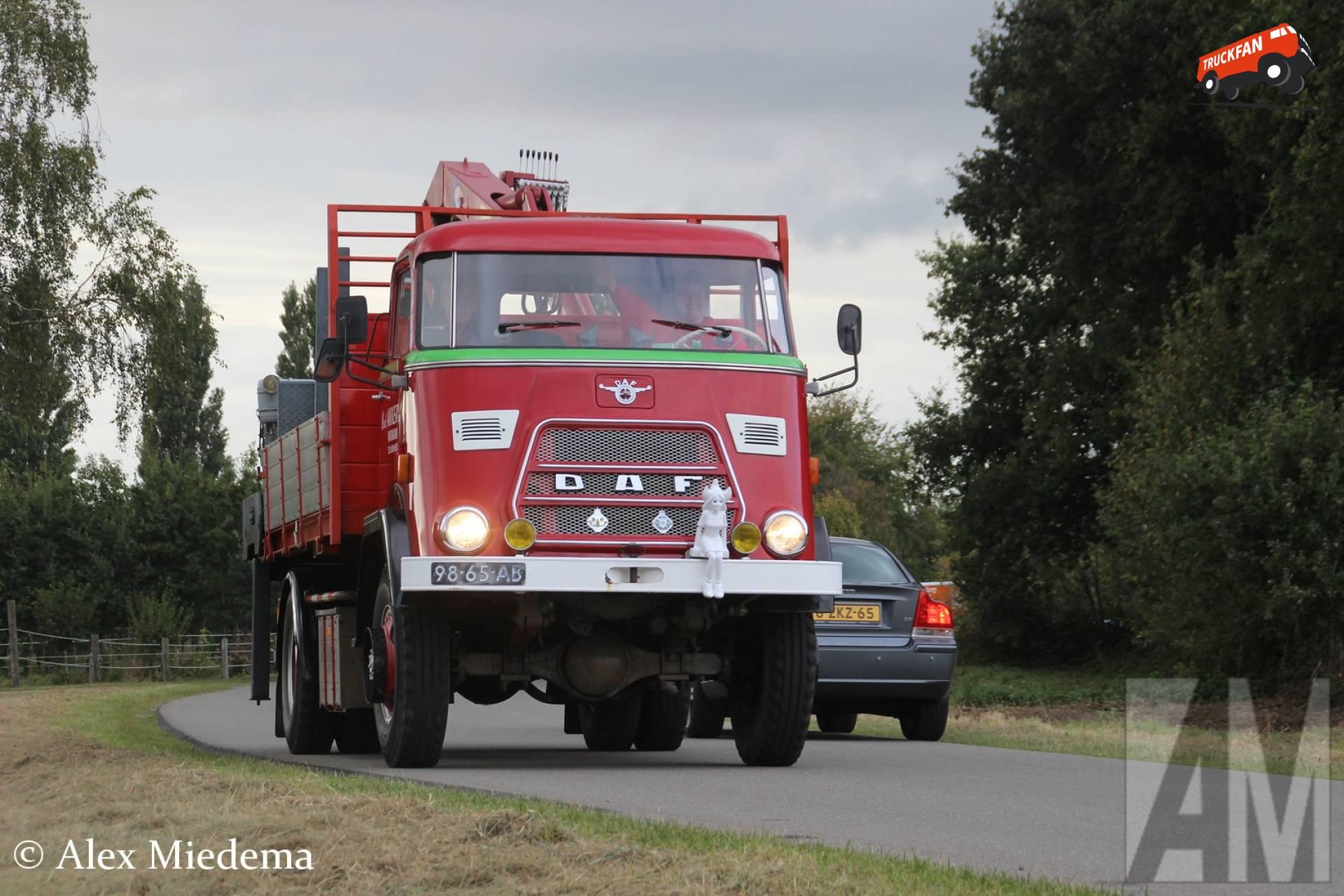 DAF V1500