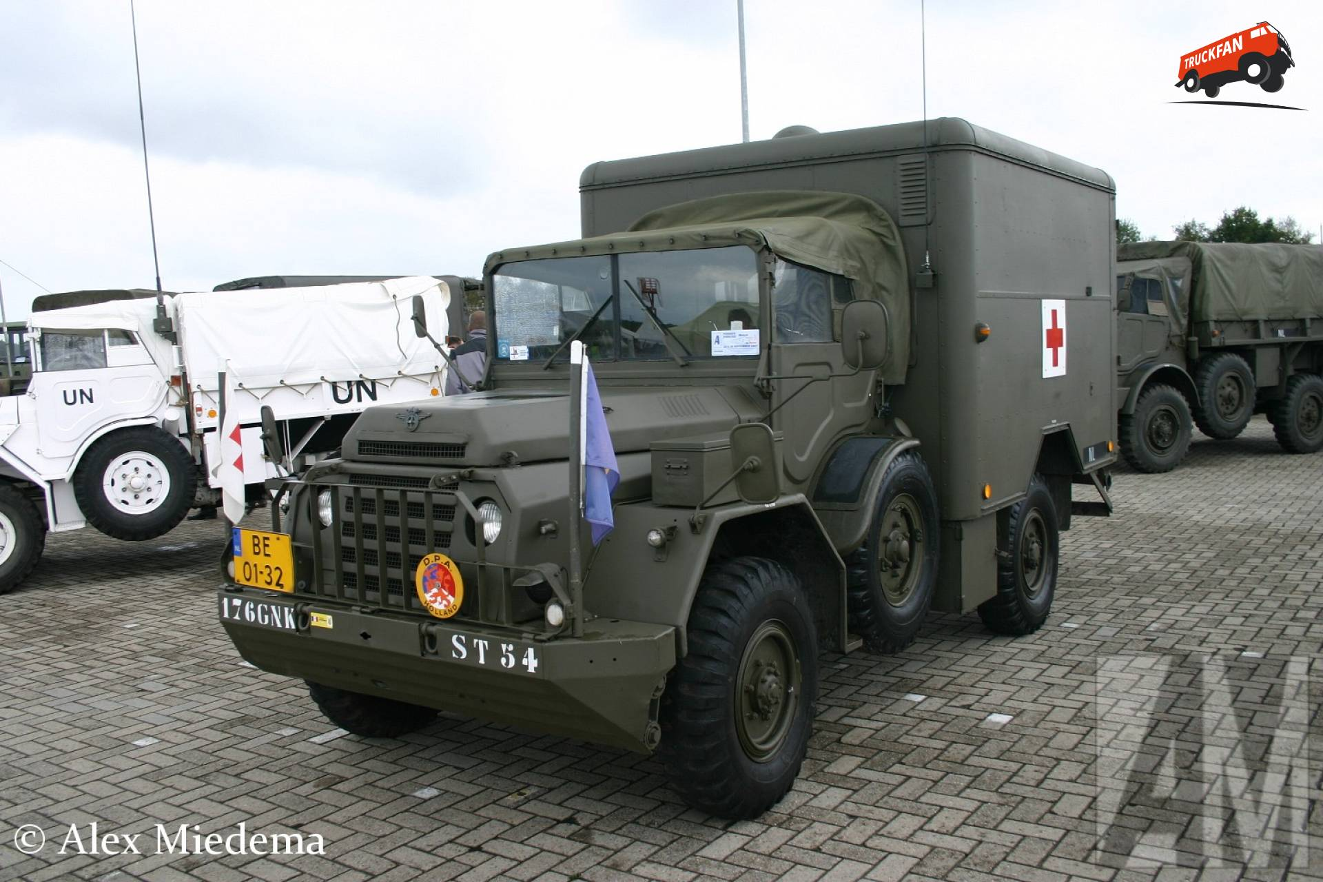 DAF YA 126
