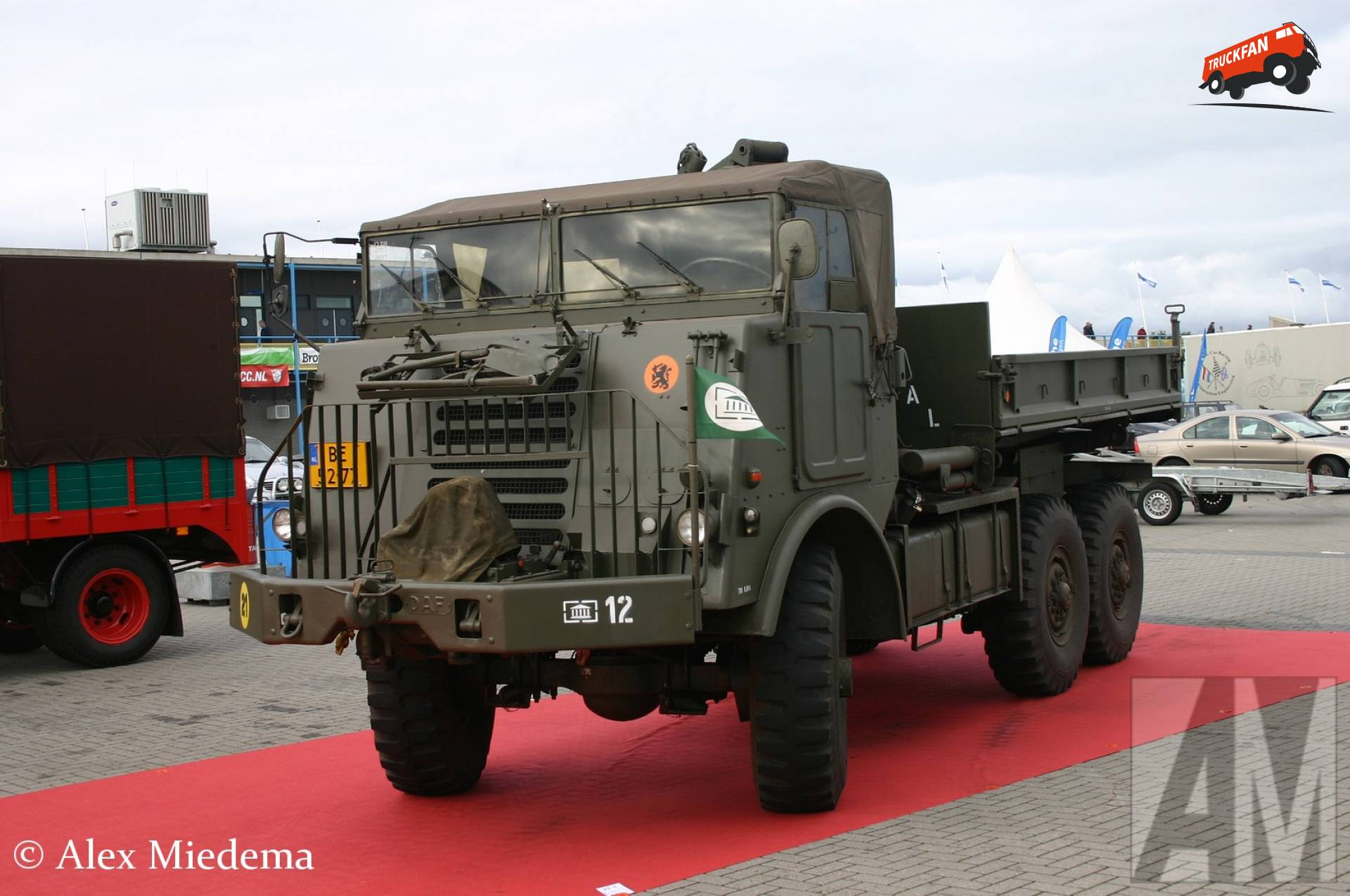 DAF YK 616