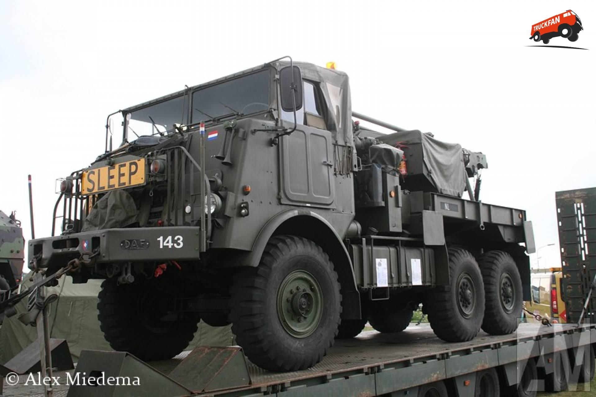 DAF YB 626