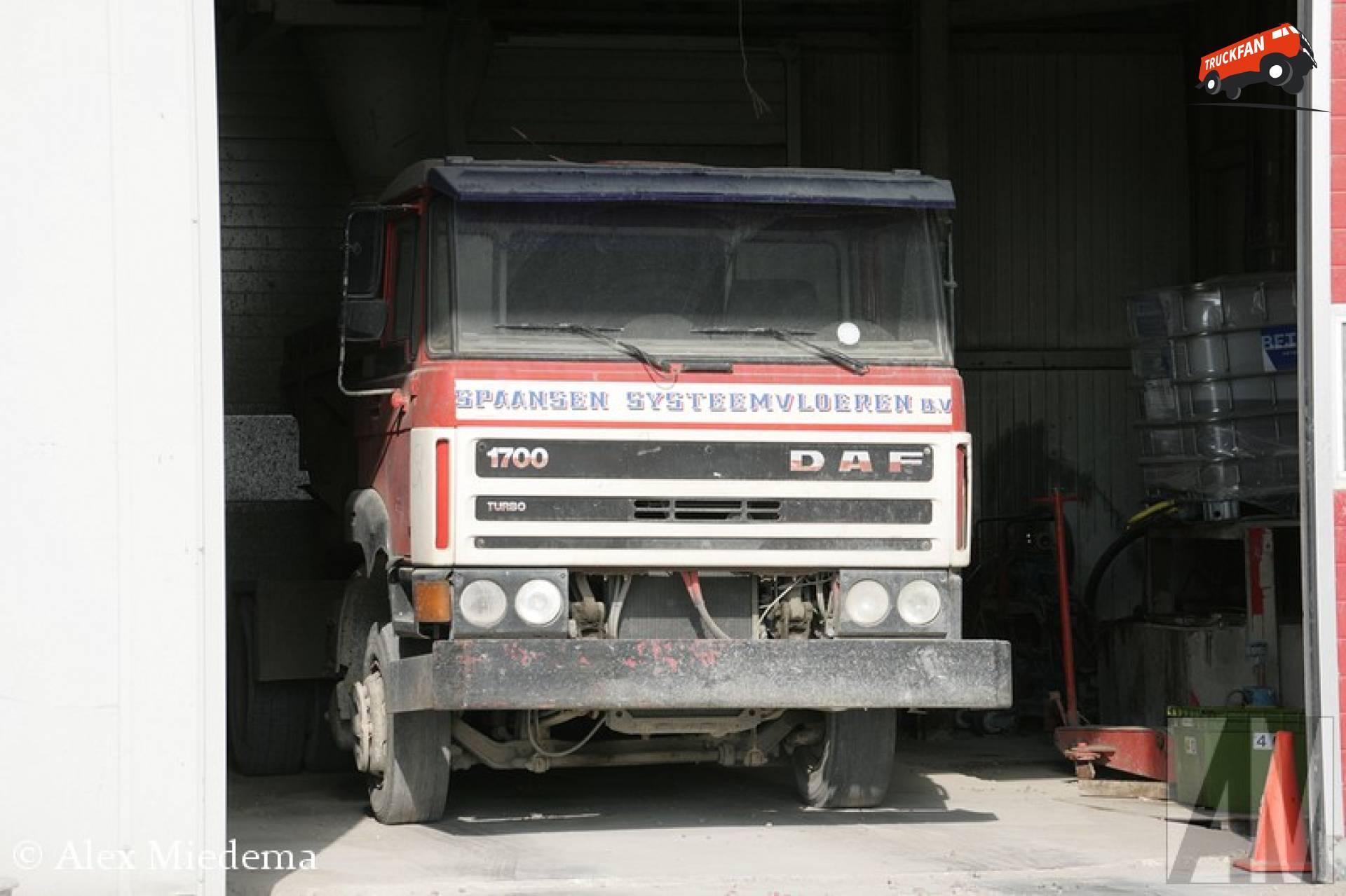 DAF 1700