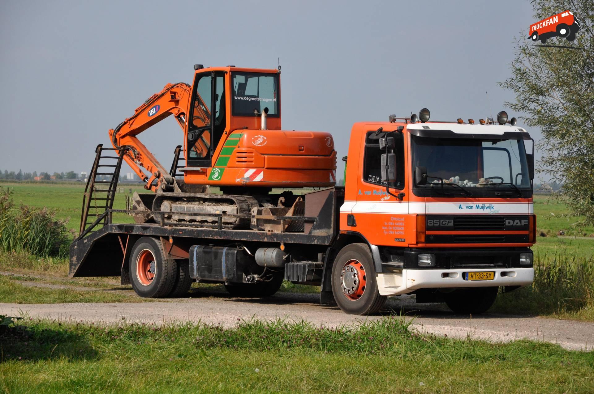 DAF 85CF
