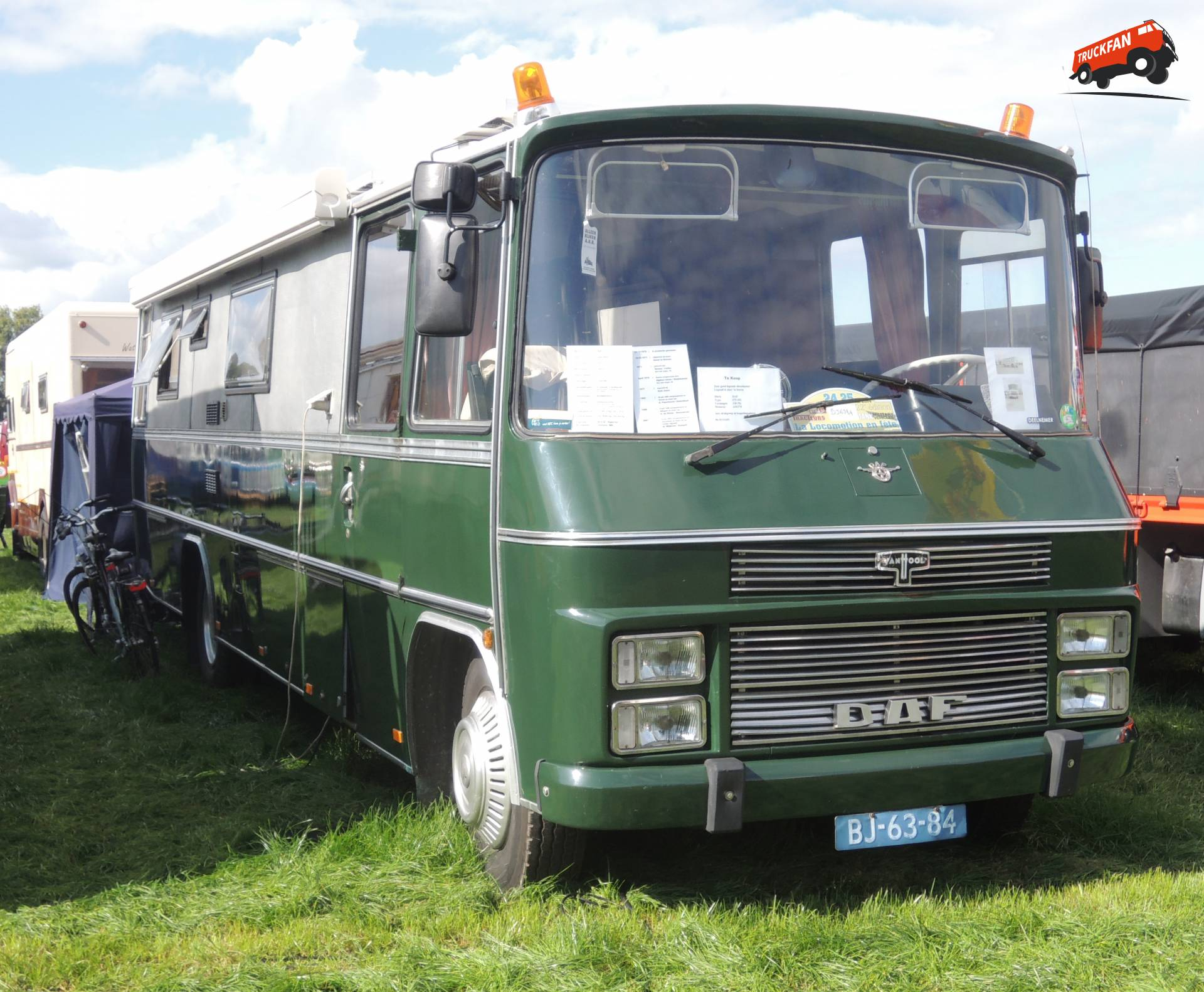 DAF B1600