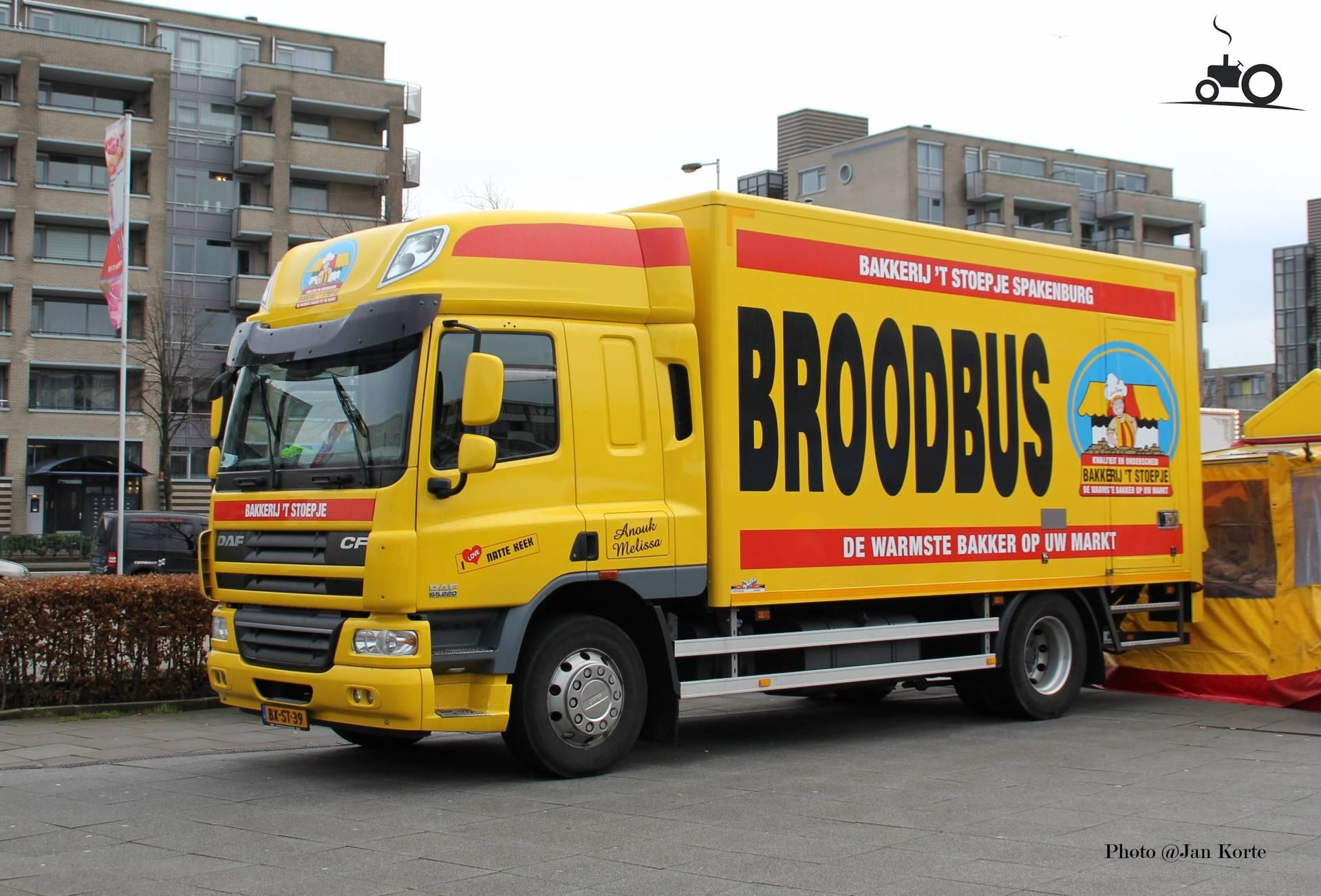 Foto daf cf65 1031342 for Bakkerij amsterdam west