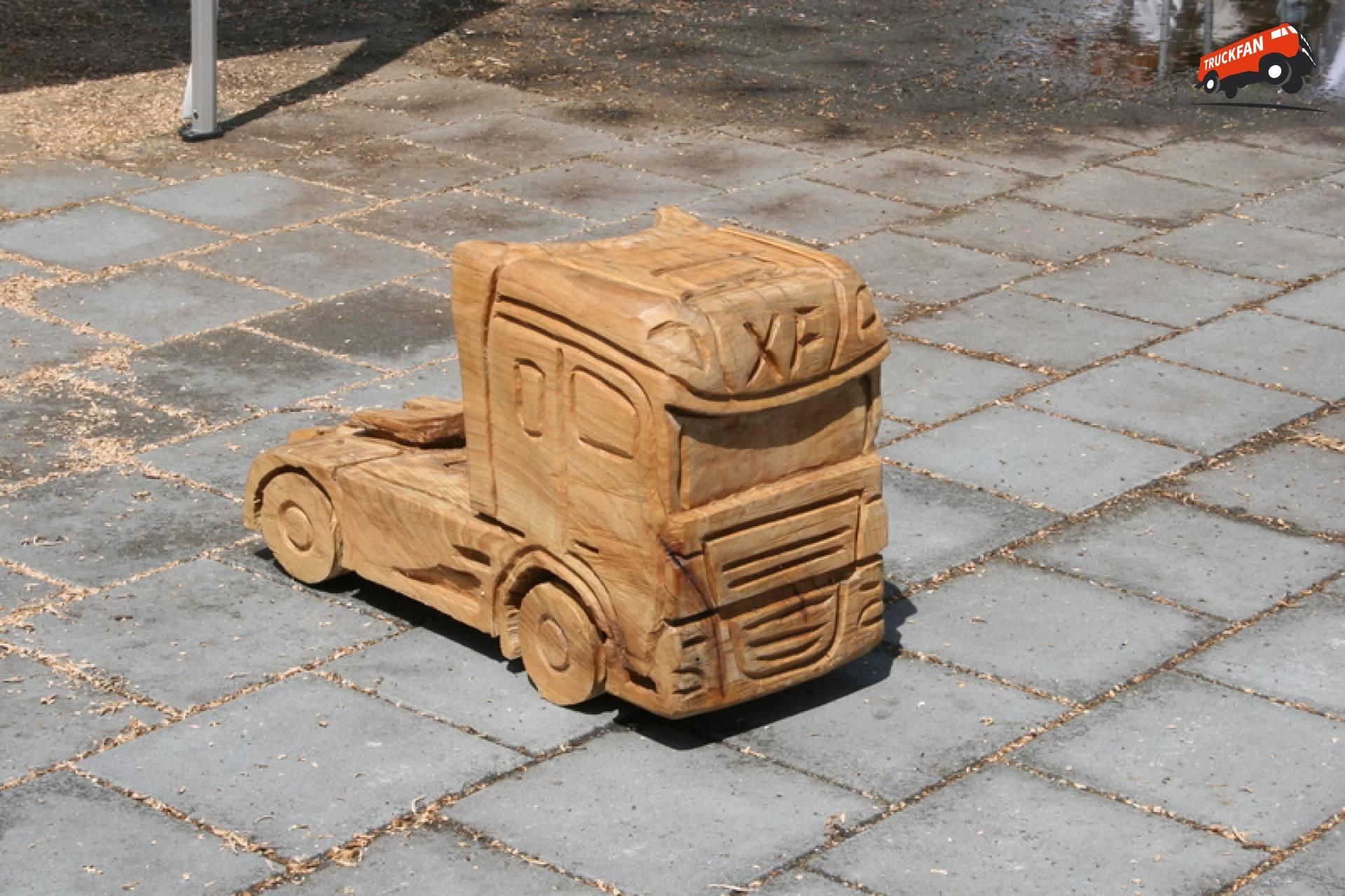 DAF miniatuur